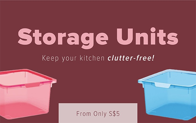 Buy Storage Units Online | Home Decor U0026 Lifestyle Products | FortyTwo  Singapore | Furniture U0026 Home Décor | FortyTwo