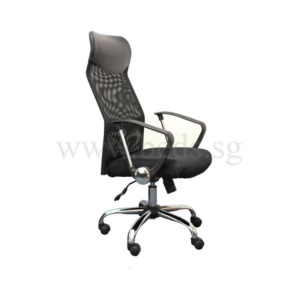 high office chair. Burati High Back Mesh Office Chair H