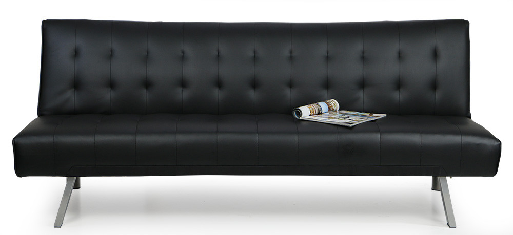 Andrea Sofa Bed Black