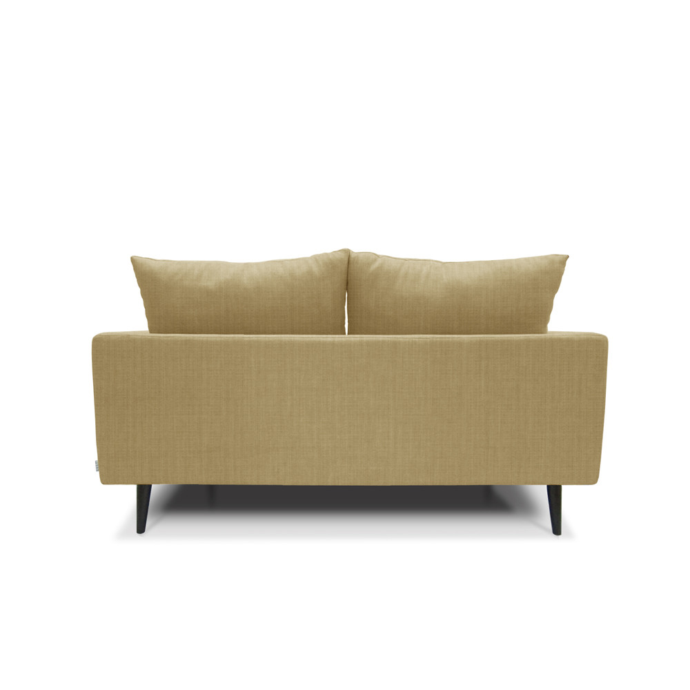 Benz 2 seater sofa light brown furniture home d cor for Benz sofa outlet