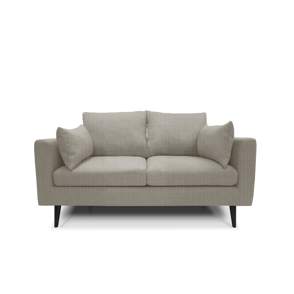 Benz 2 Seater Sofa Light Grey Furniture Home D Cor