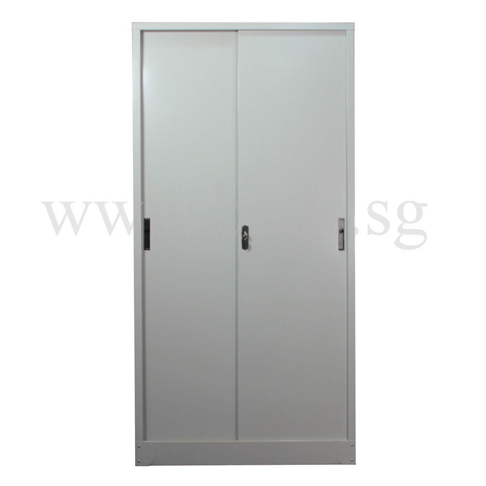 Tall Steel Filing Cabinet Sliding Door Furniture Home D Cor Fortytwo