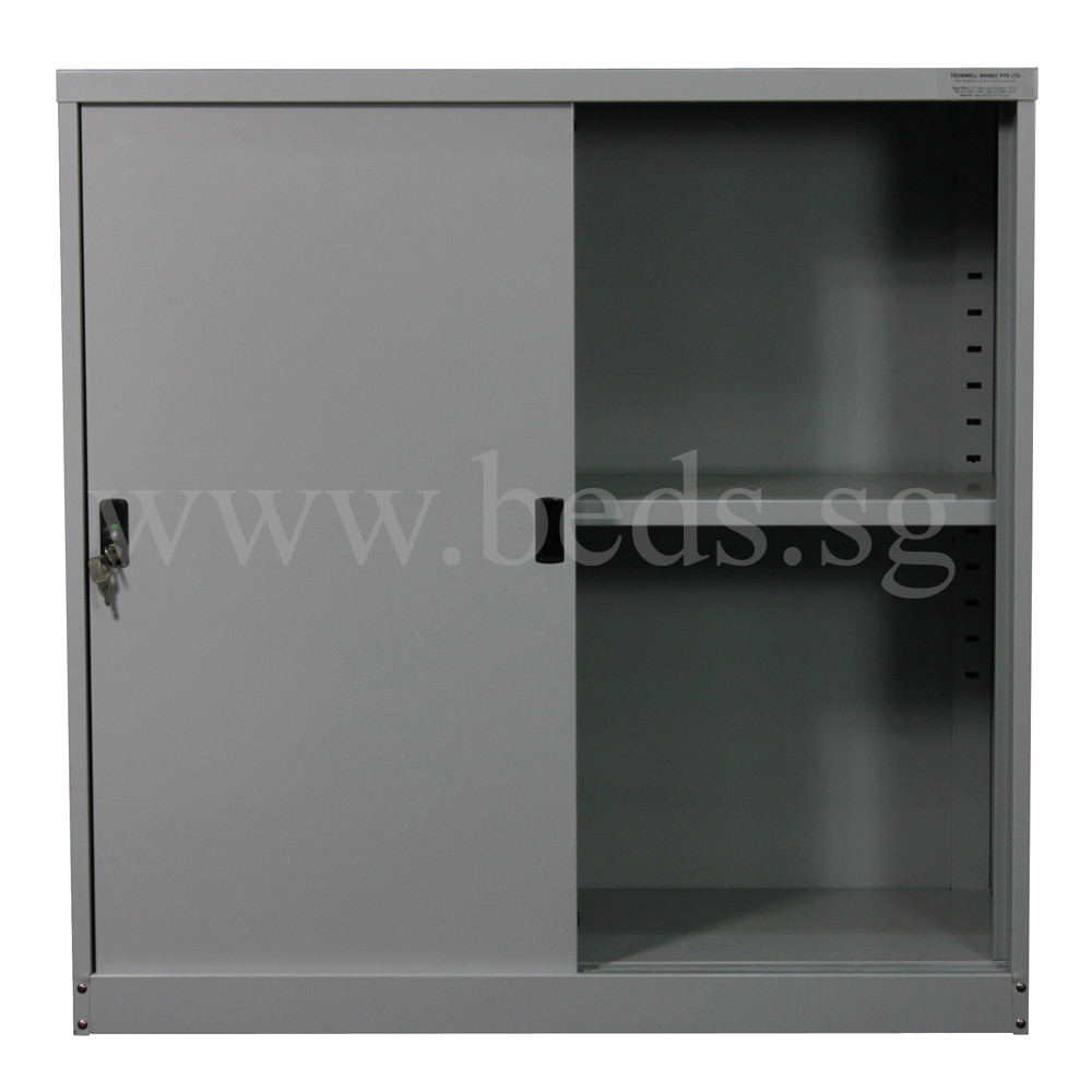 Low Steel Filing Cabinet Sliding Door Furniture Amp Home