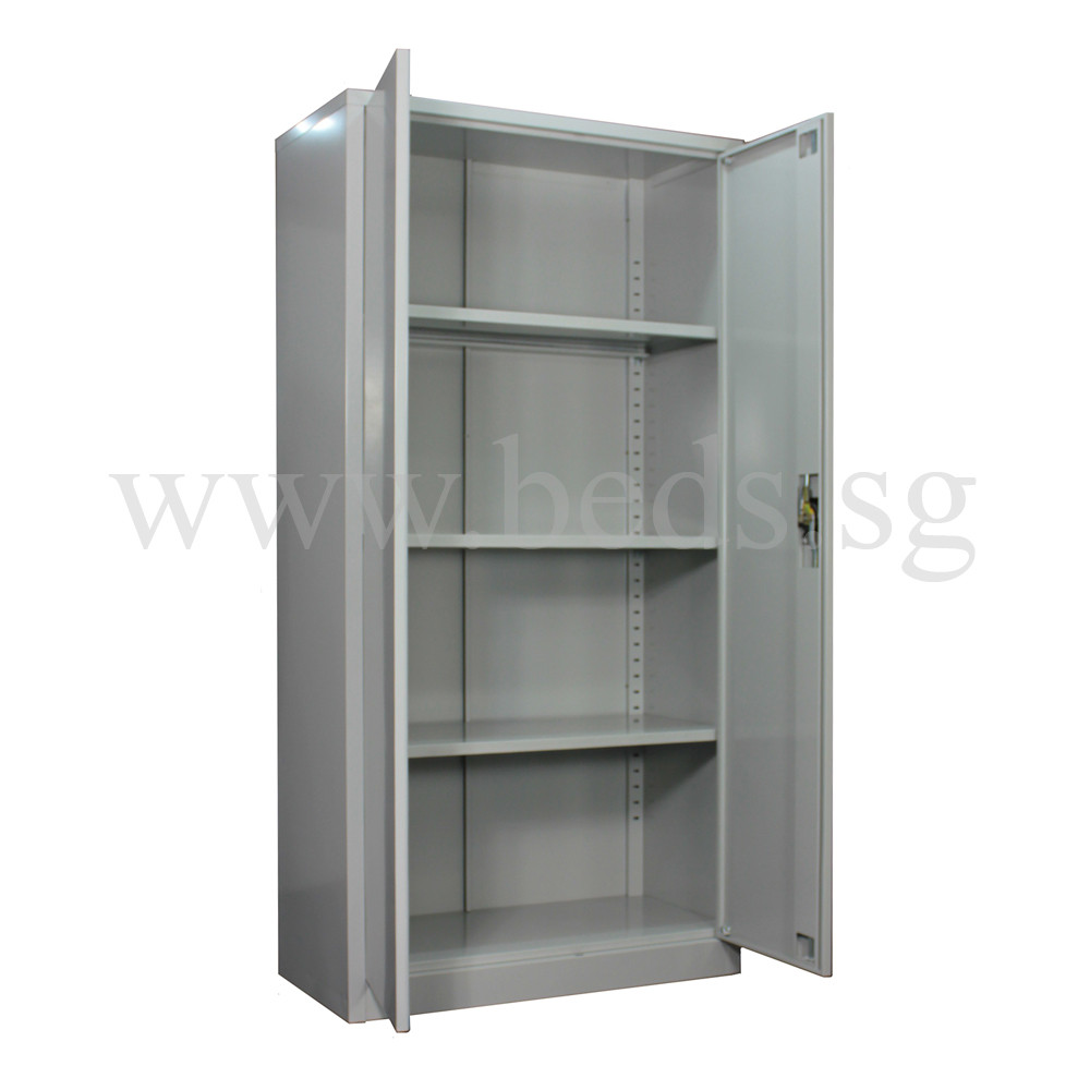 Exceptionnel Tall Steel Filing Cabinet (Swinging Door)