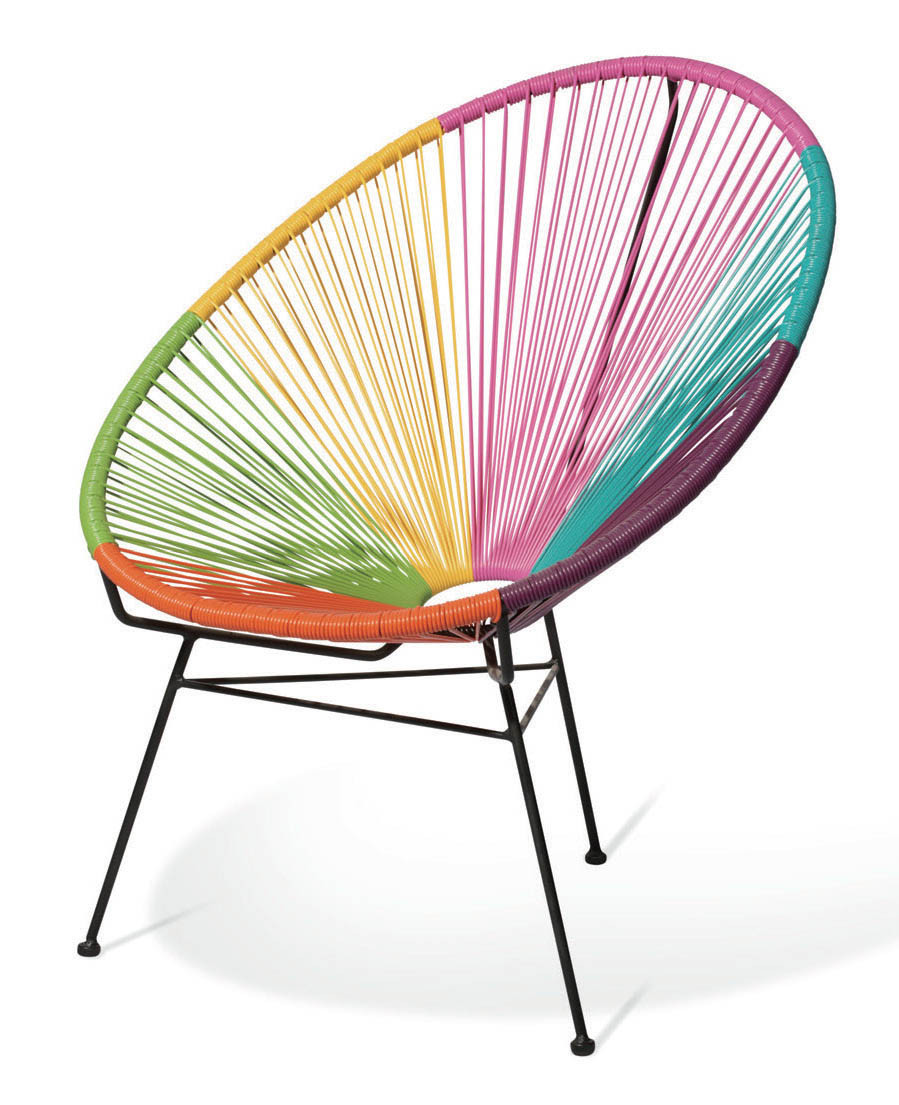 Rainbow Rays Patio Chair Outdoor Garden Amp Patio