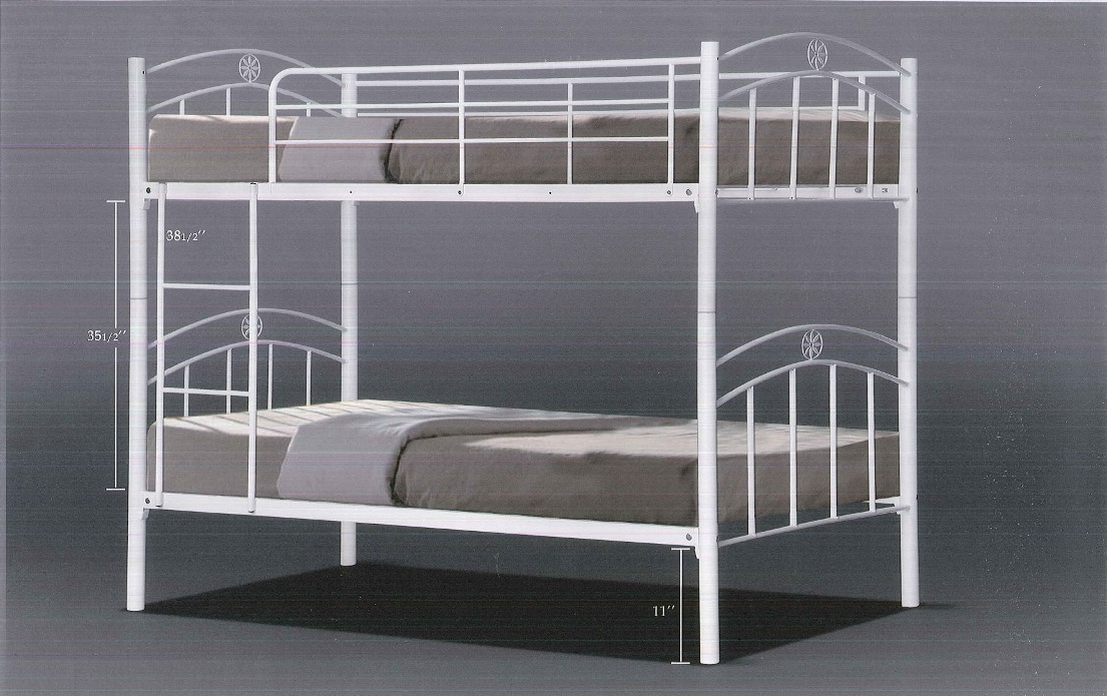 Sikes double decker bed furniture home d cor fortytwo - Double decker bed ...