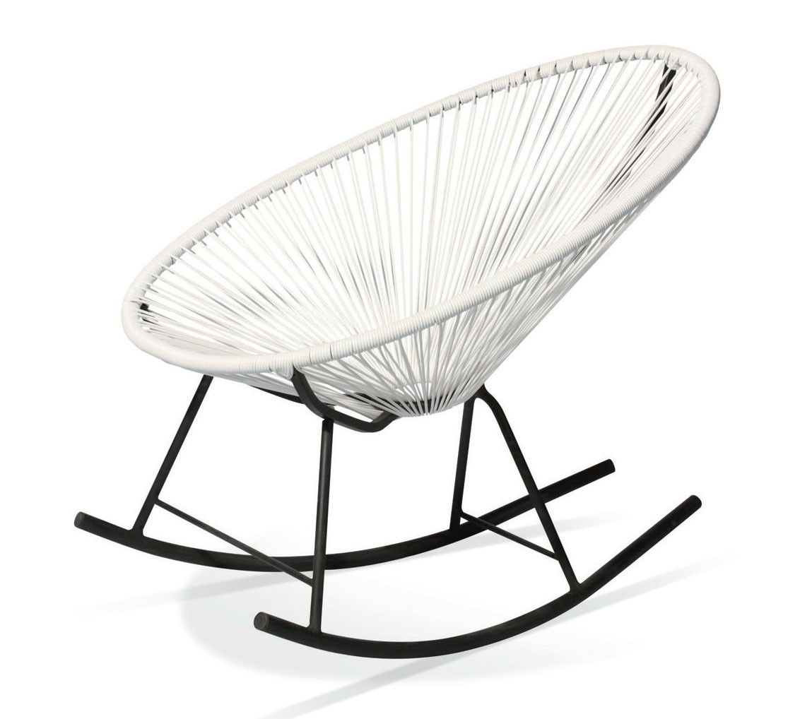 Avalanche Patio Rocking Chair