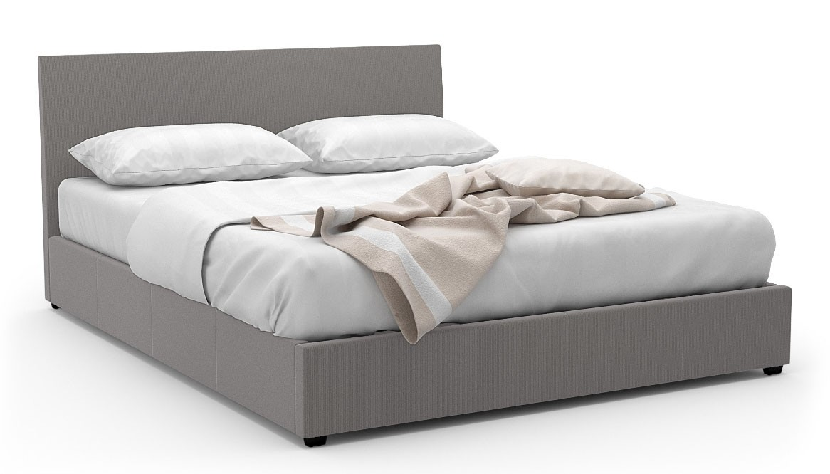 Foster Storage Bed Sleepmed Indulge Eurotop Bonnell Spring Memory