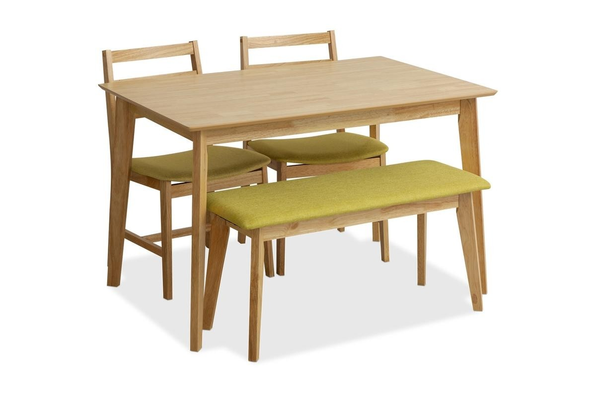 Titus Dining Table Natural Set C 1 1 2 Furniture Home Décor