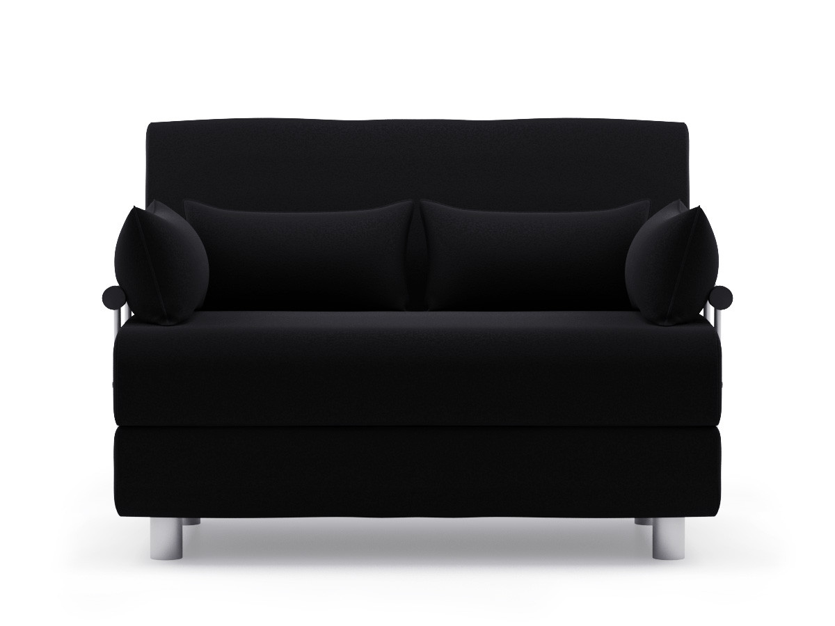 Rolly Sofa Bed Fabric Black