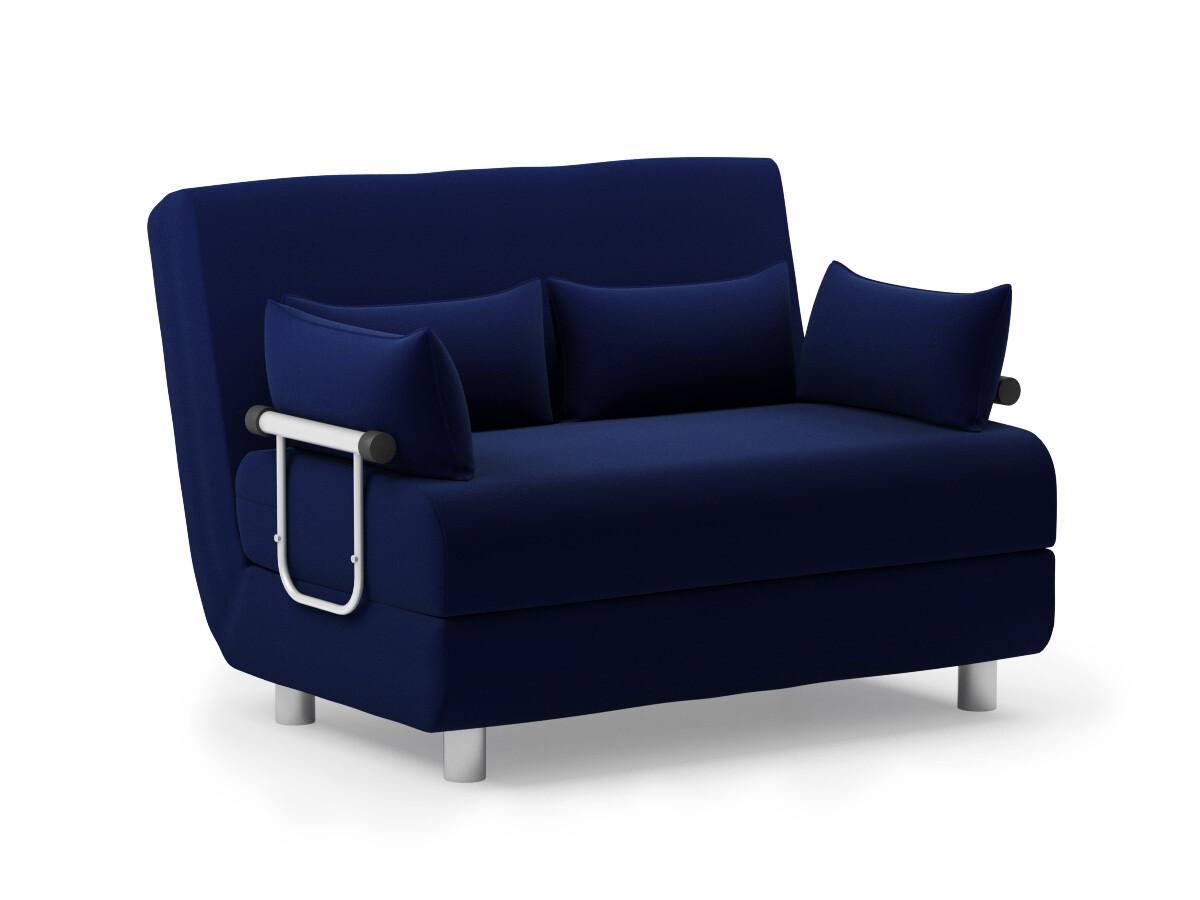 Cool Rolly Sofa Bed Fabric Blue Uwap Interior Chair Design Uwaporg