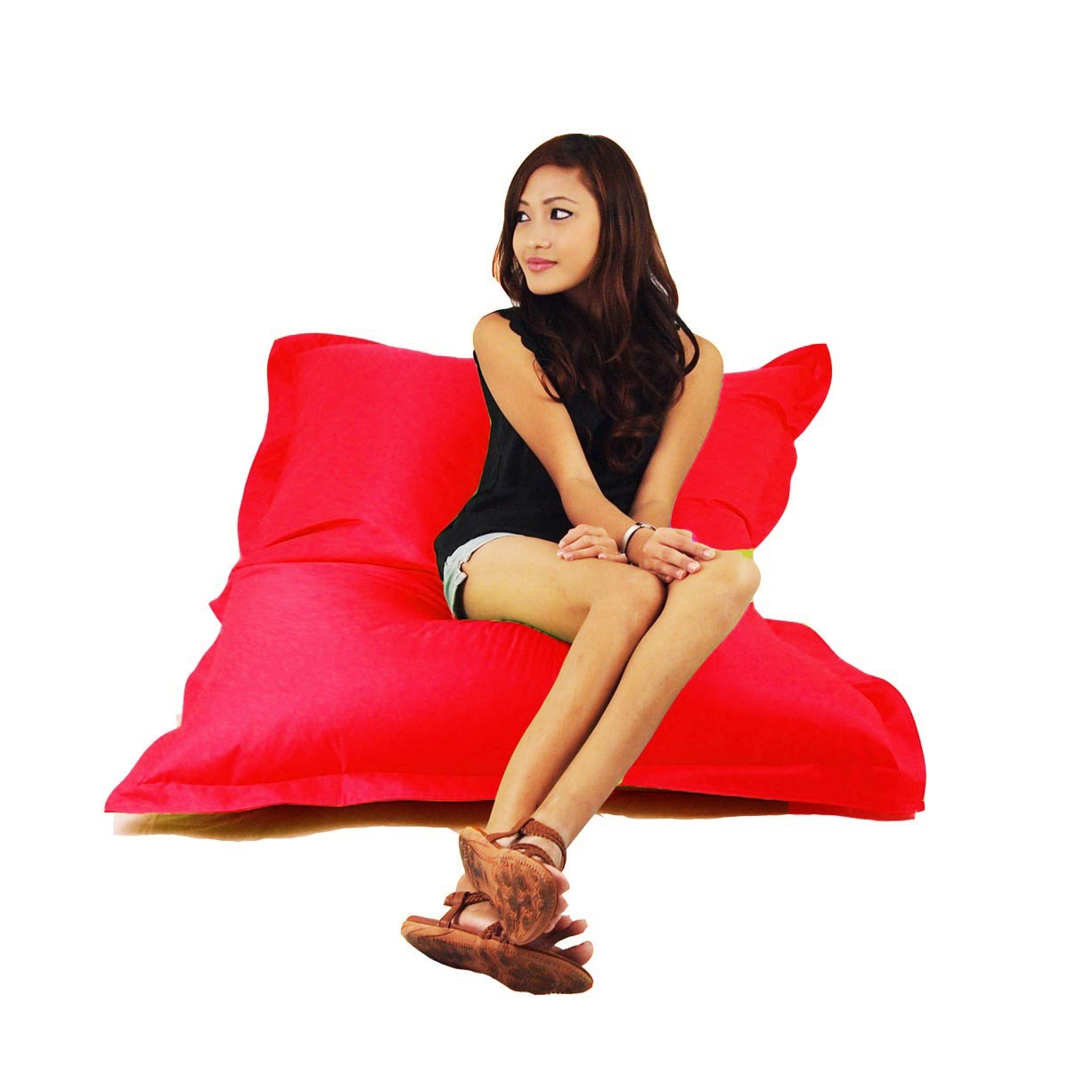 Giant Pillow Red Bean Bag Furniture Amp Home D 233 Cor Fortytwo