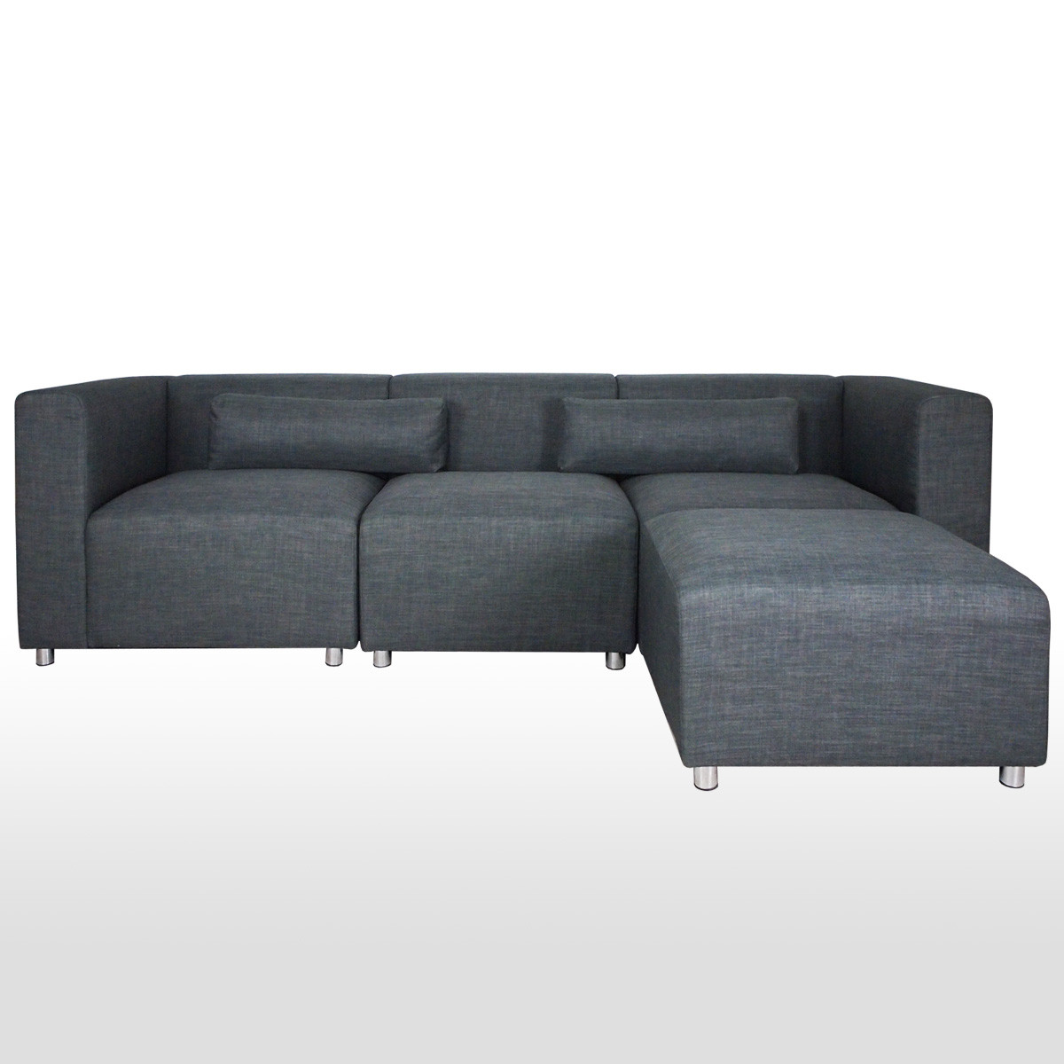 Modular Furniture Sofa: Grey Modular Sofa Grey Modular Sofa Sectional Pinterest