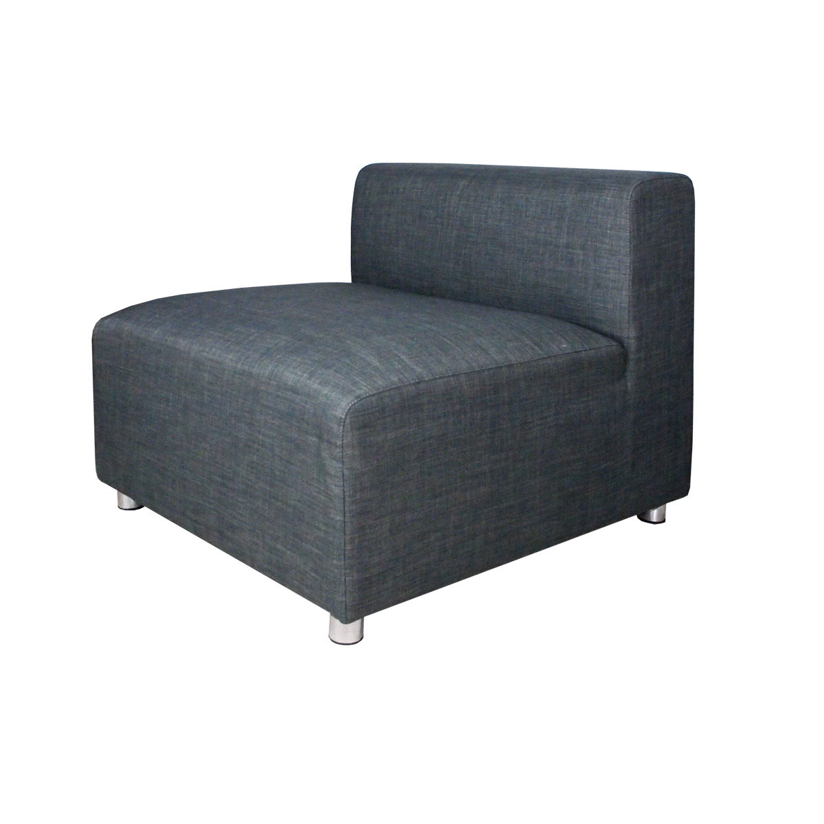 Sectional Sofa Sale Houston: Houston 4 Pieces Modular Sofa Grey