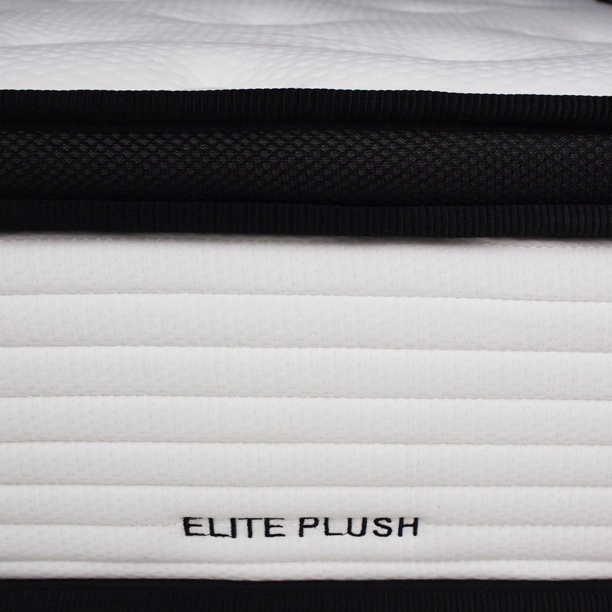 Mattresses Mattress Warehouse Clearance Outlet Elite Plush Pocketed Spring Queen Size Mattress by Sleep ...