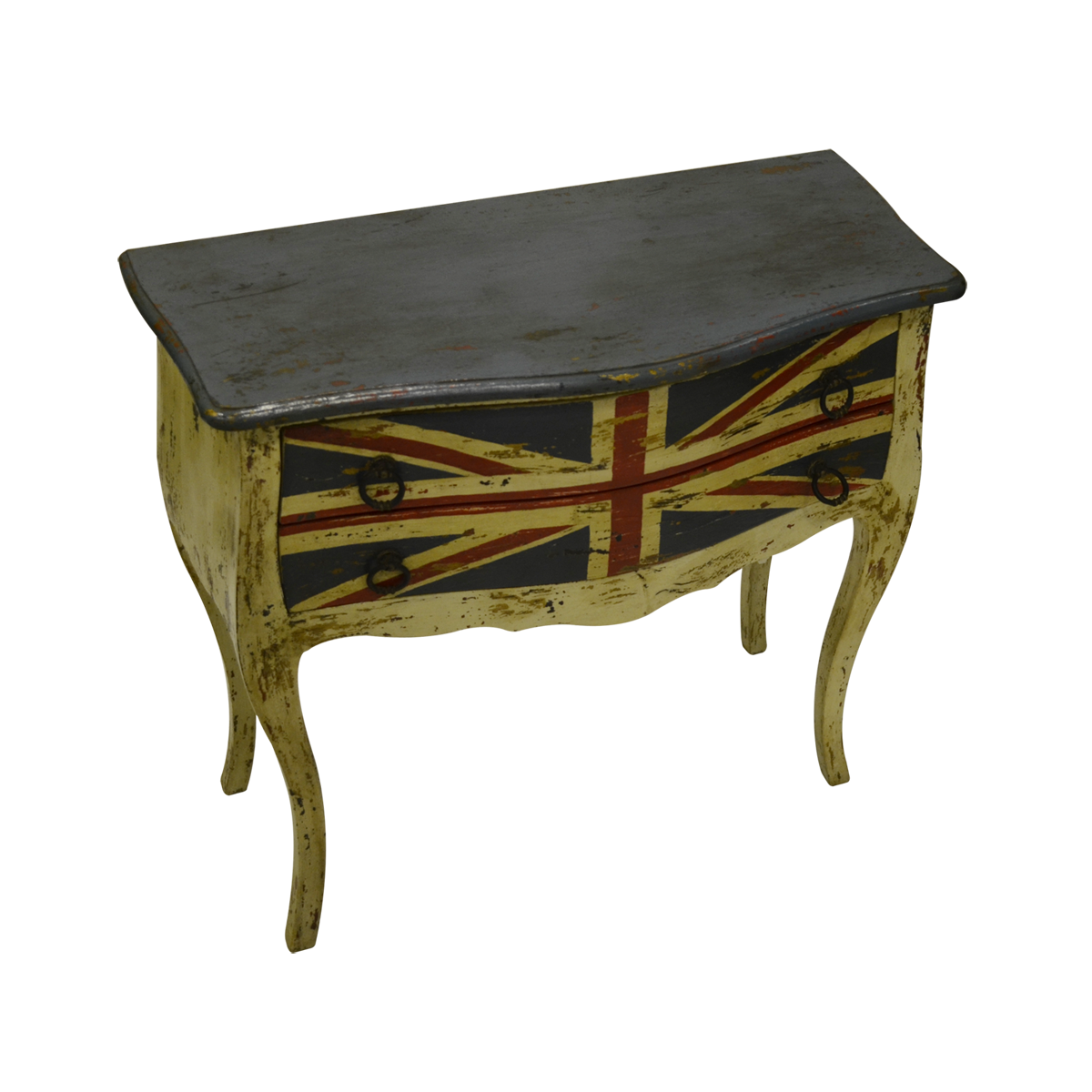 Union jack console furniture home d cor fortytwo for Furniture jack