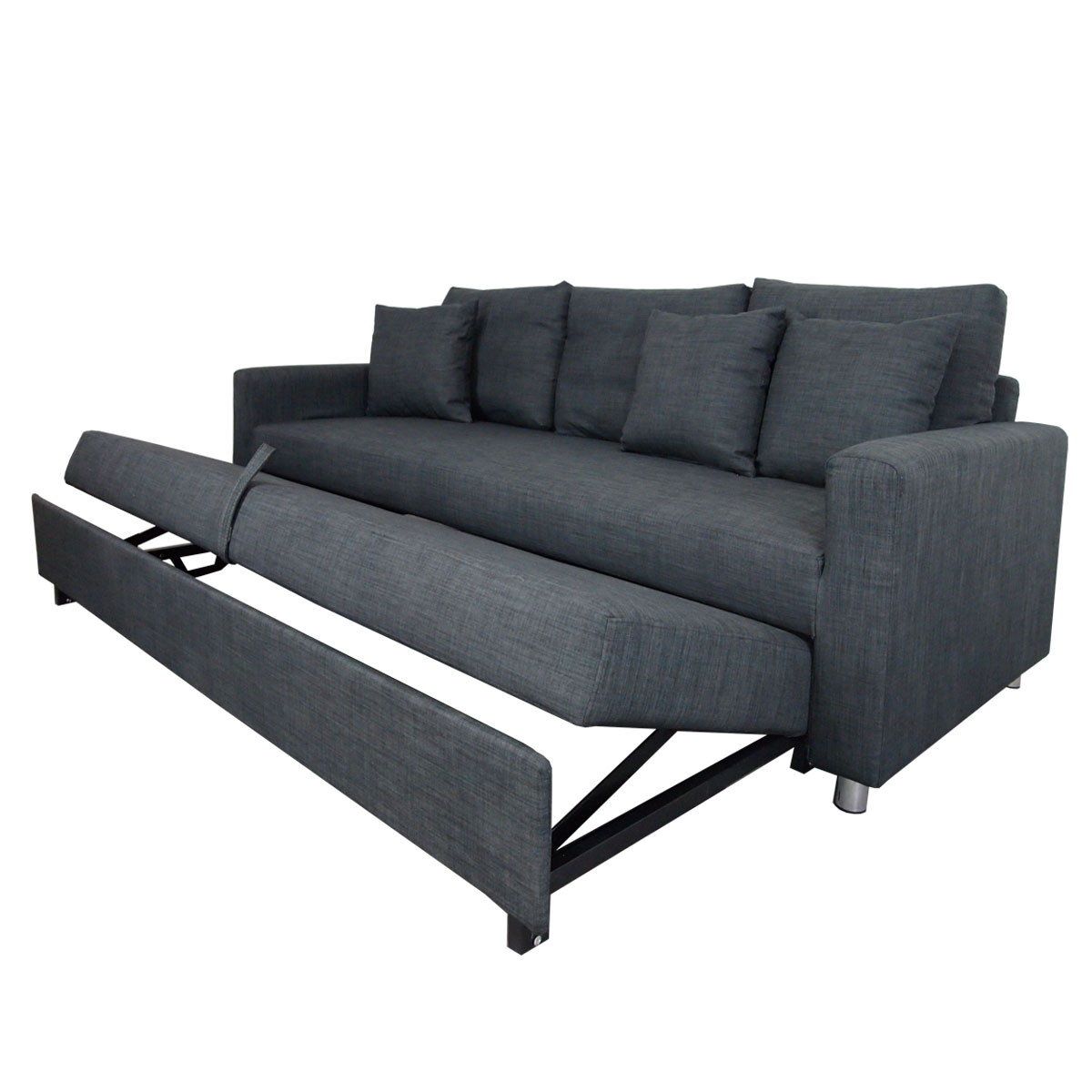Vernon Sofa Bed Grey 3 Seater Regular Price S 1 159 90