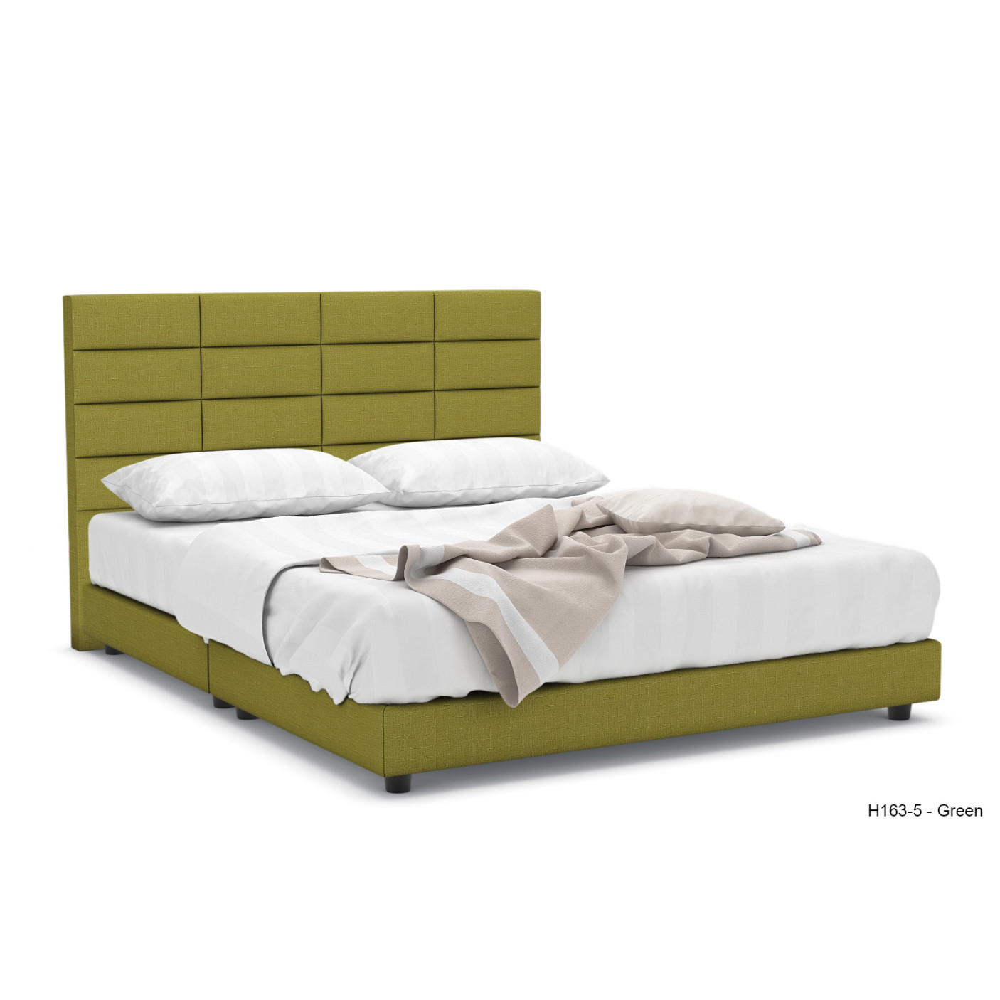 bricks furniture. Hugh Brick Fabric Bed Frame Bricks Furniture