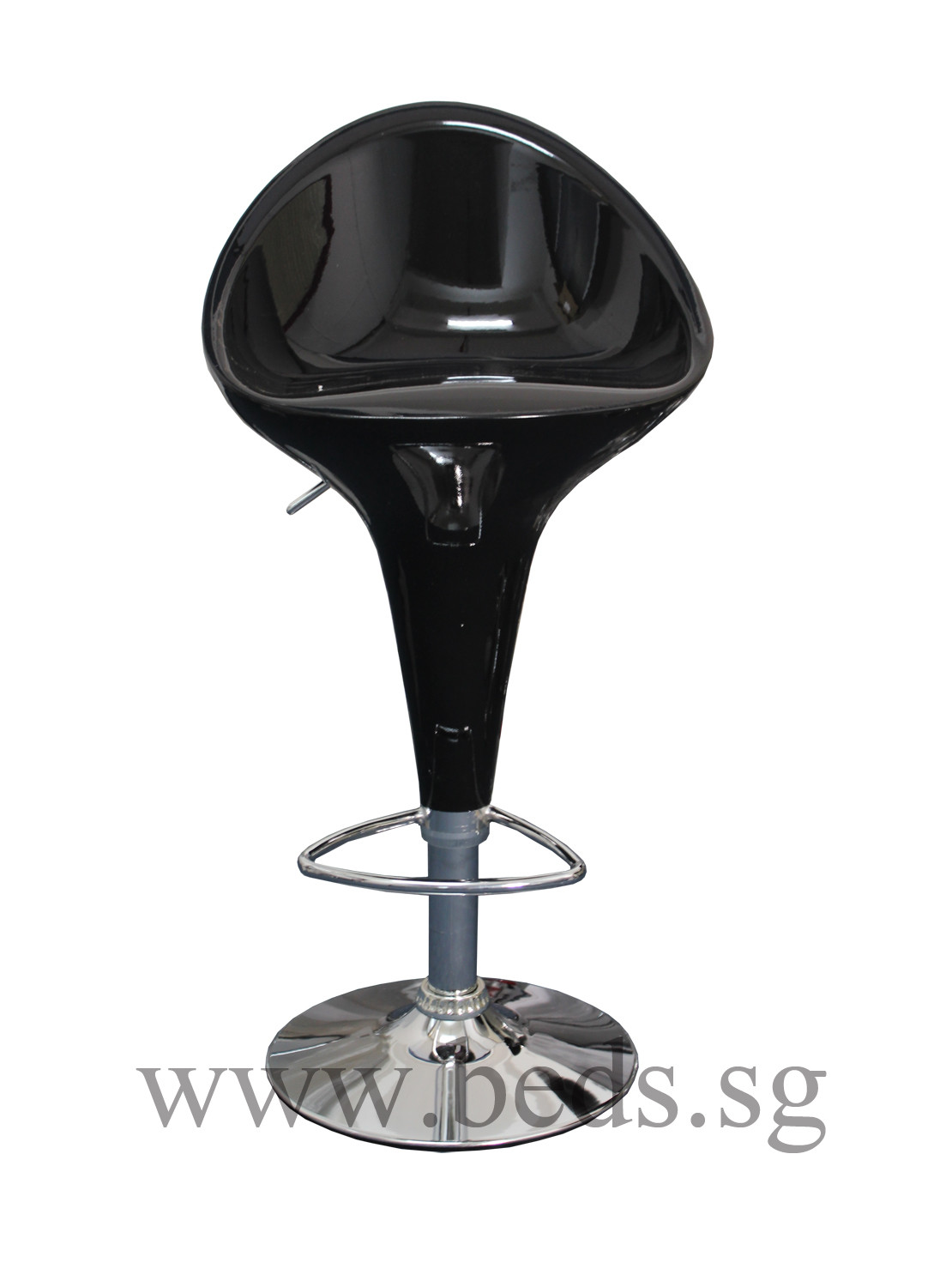 Jay Bar Stool Black Furniture Home Decor Fortytwo