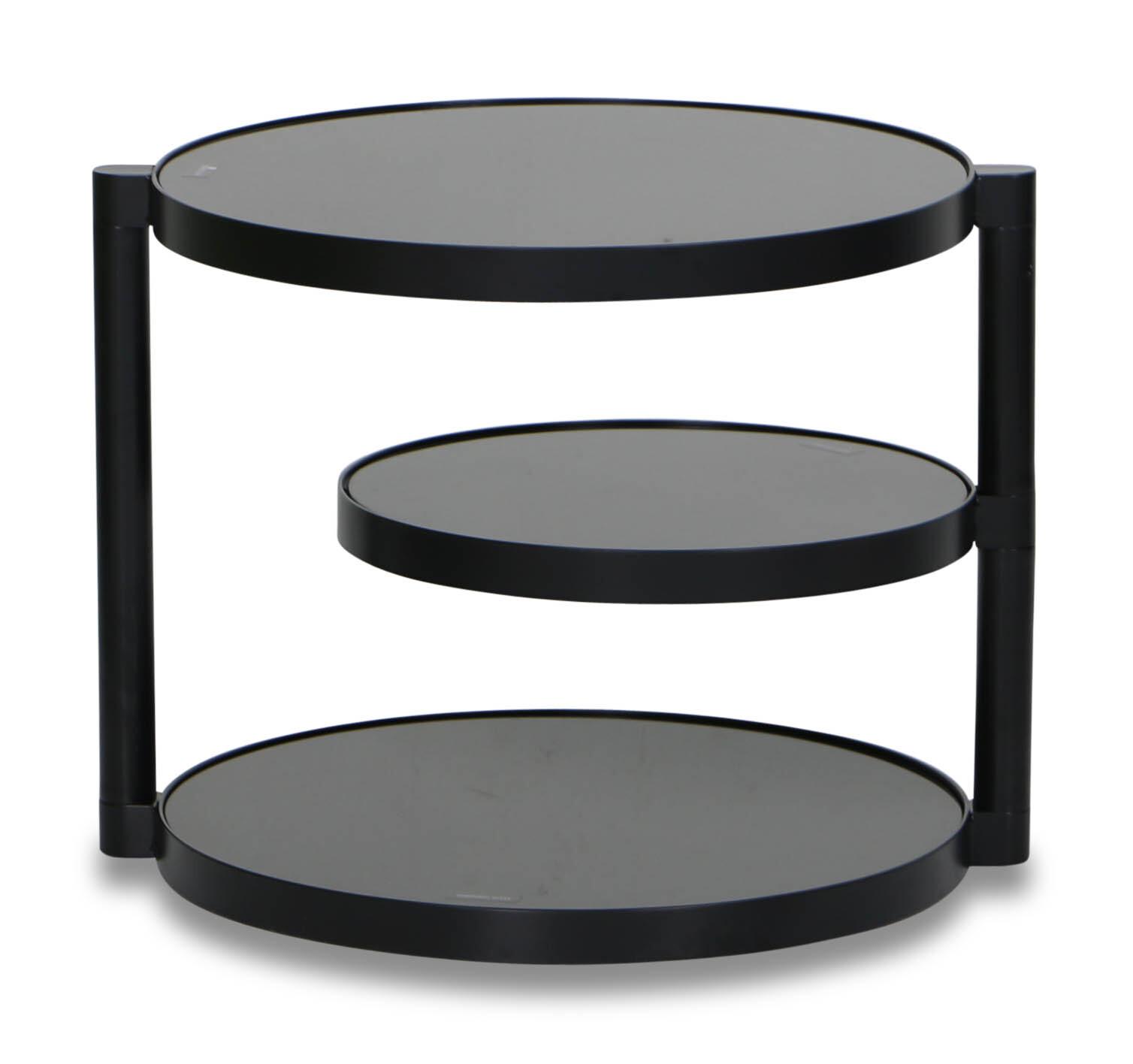 Ferilli Round Table In Piano Black