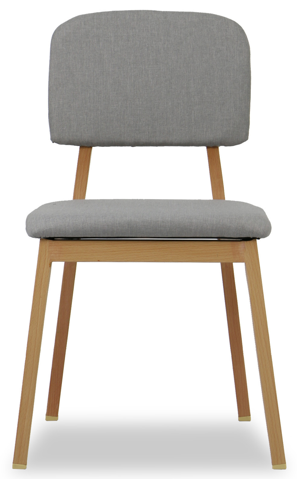 Zeslier Dining Chair Light Grey Furniture Home Decor Fortytwo