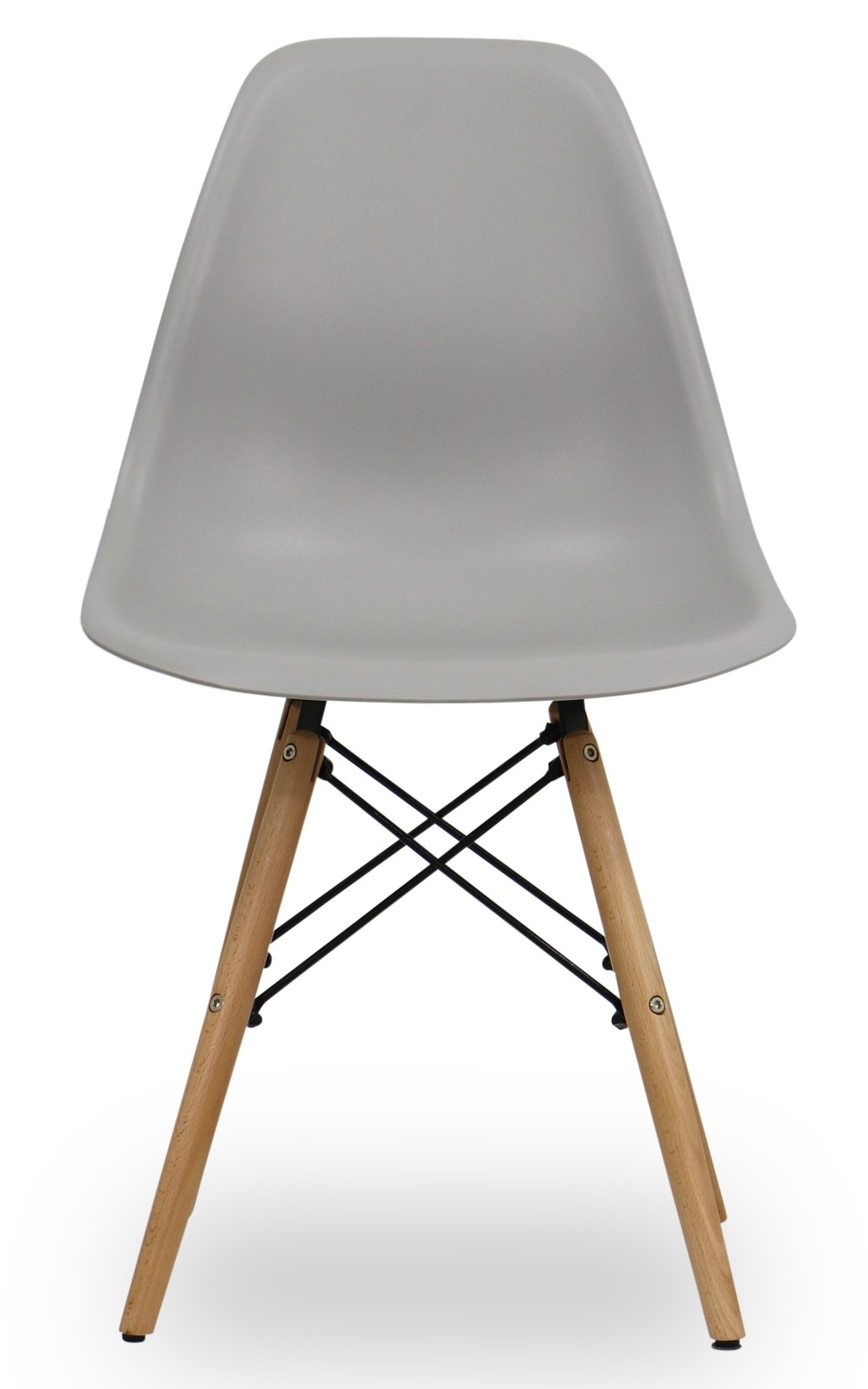 Eames light grey replica designer chair dining room for Imitation designer chairs