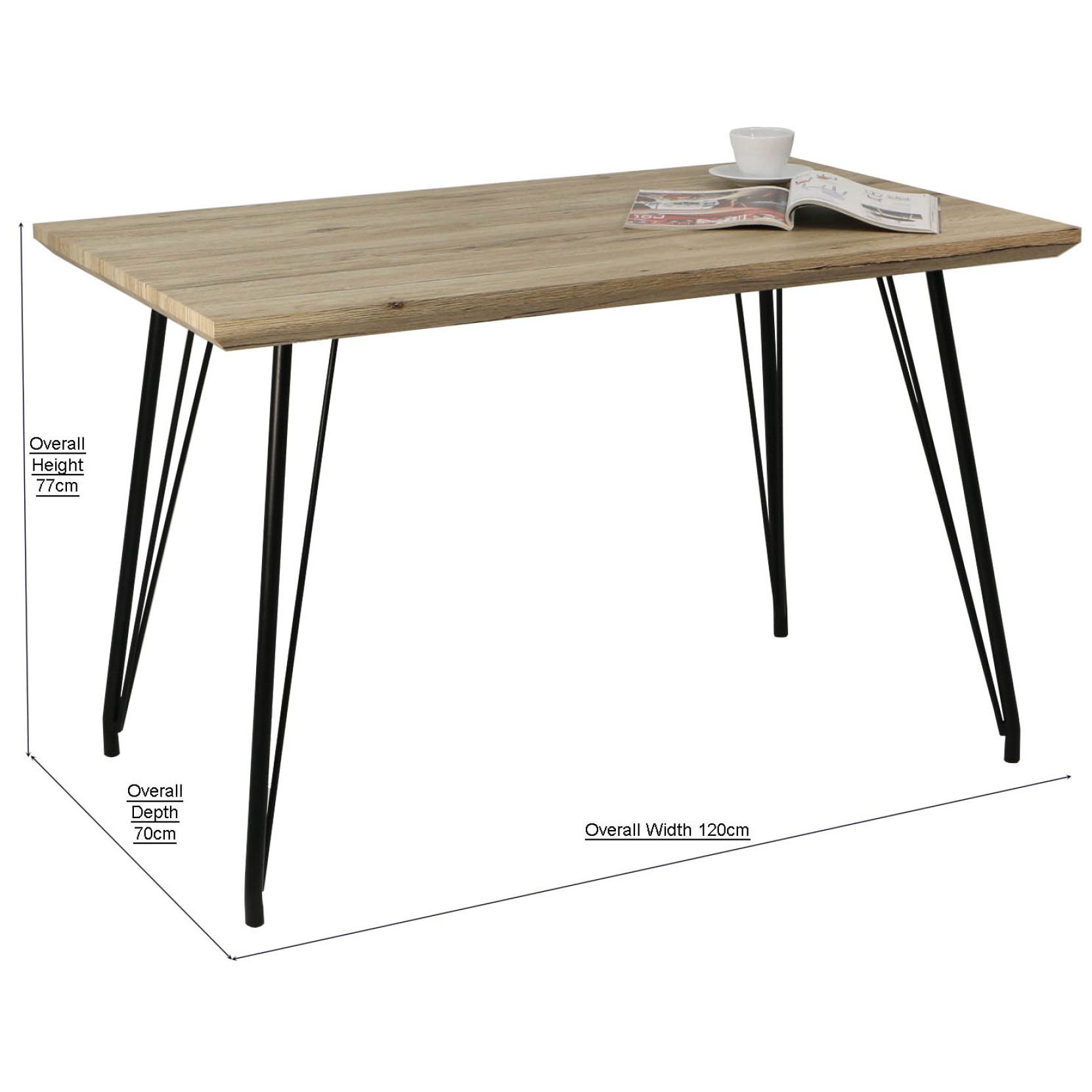 Mebar Dining Table Furniture & Home Décor