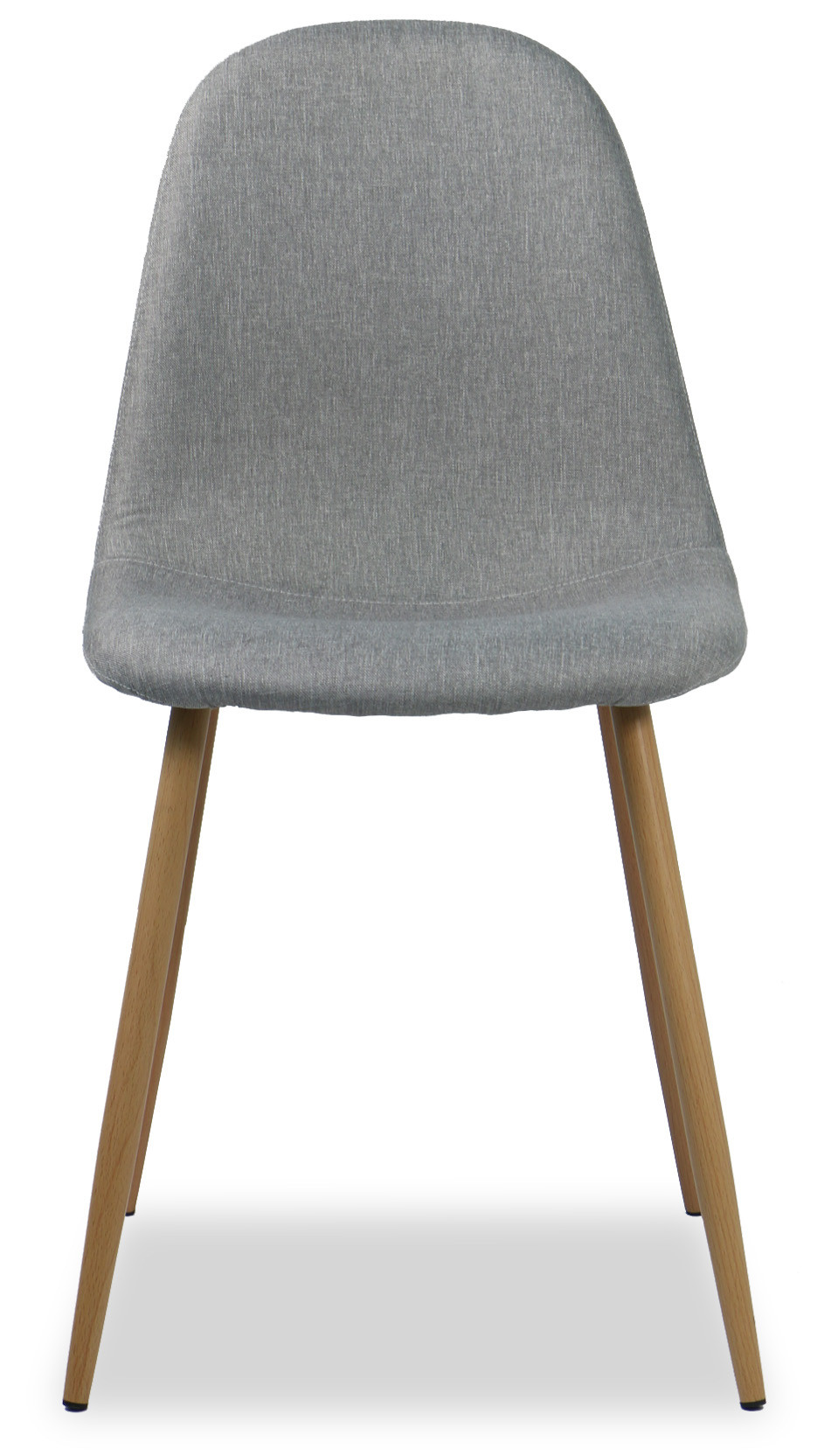 Quinny Designer Fabric Chair (Grey)