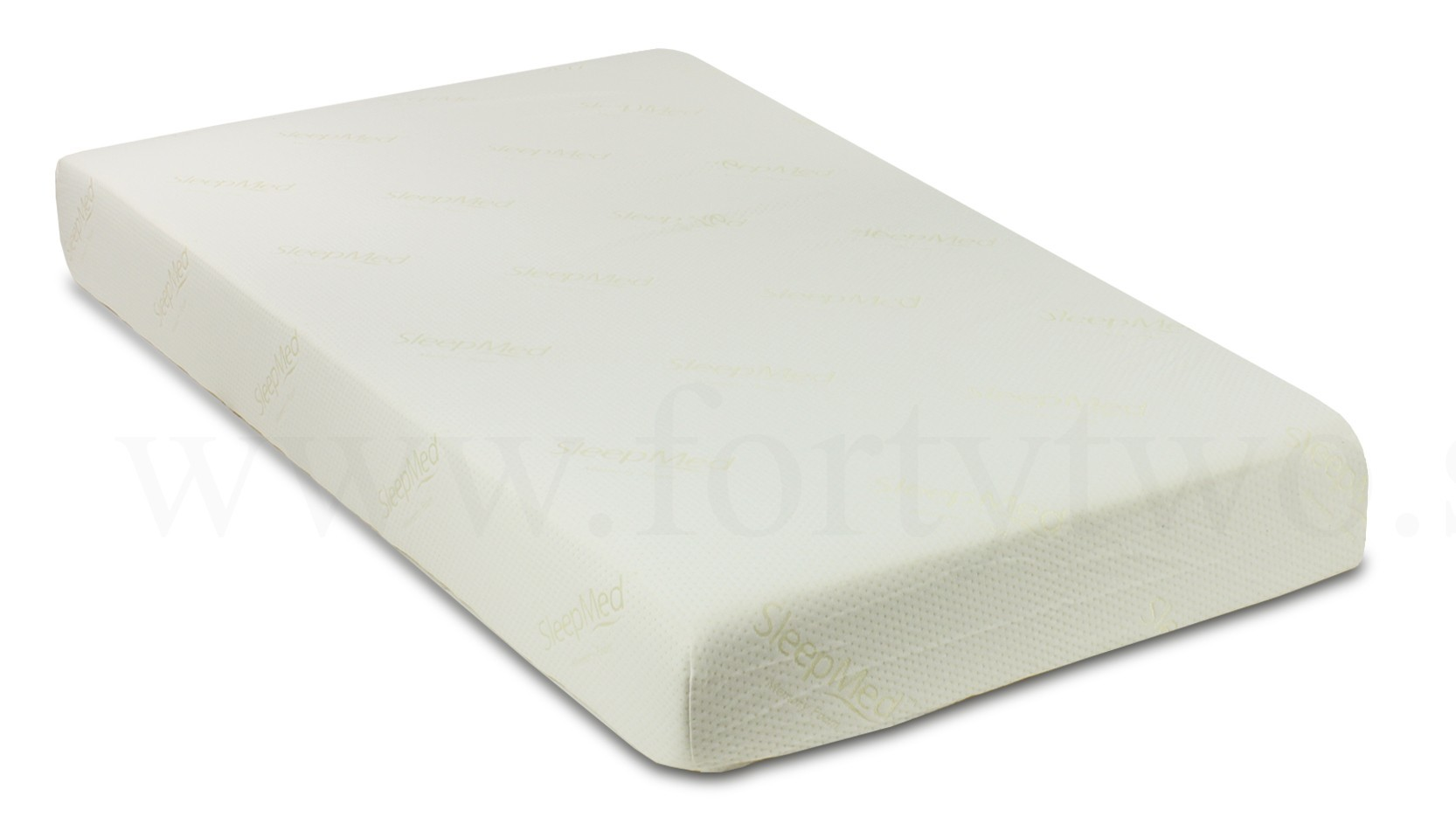 Sleepmed Memory Foam Mattress Super Single In 7 Inch Furniture Home D Cor Fortytwo