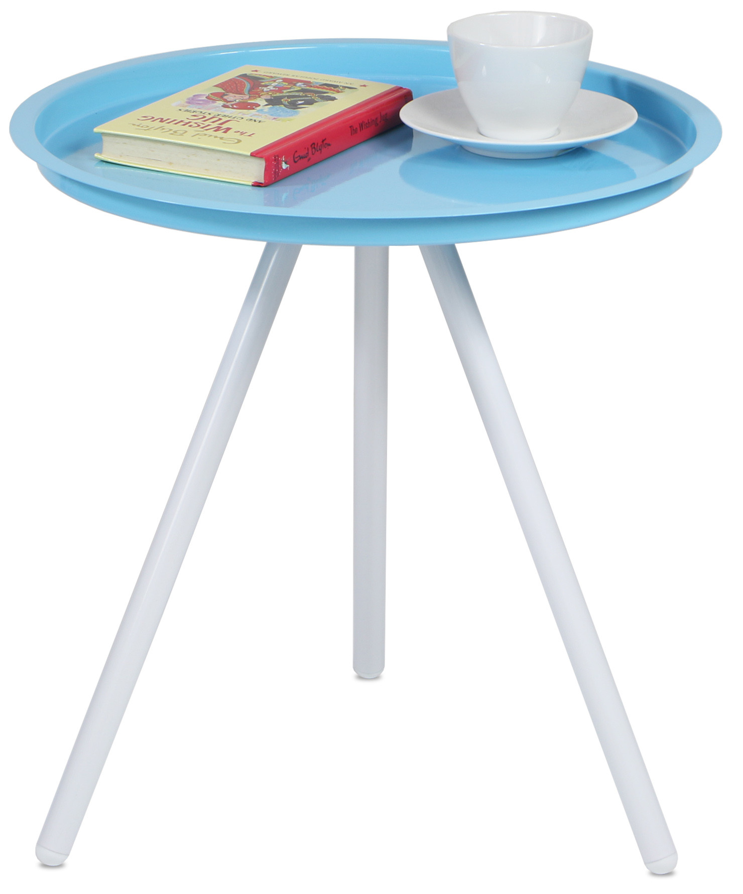 Salamone Table Blue | Furniture & Home Décor | FortyTwo