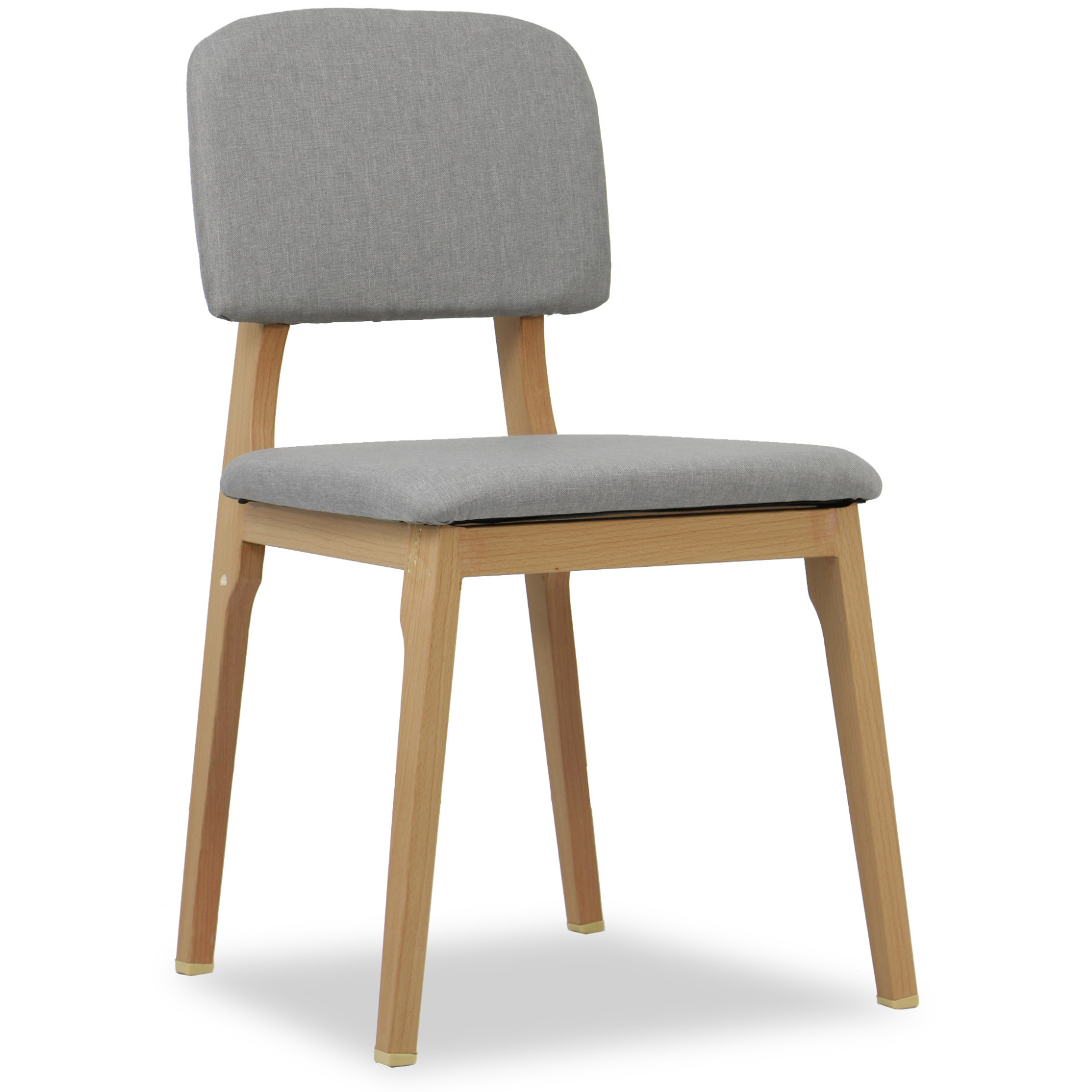AS-IS Clearance: Zeslier Dining Chair (Light Grey) RR40025
