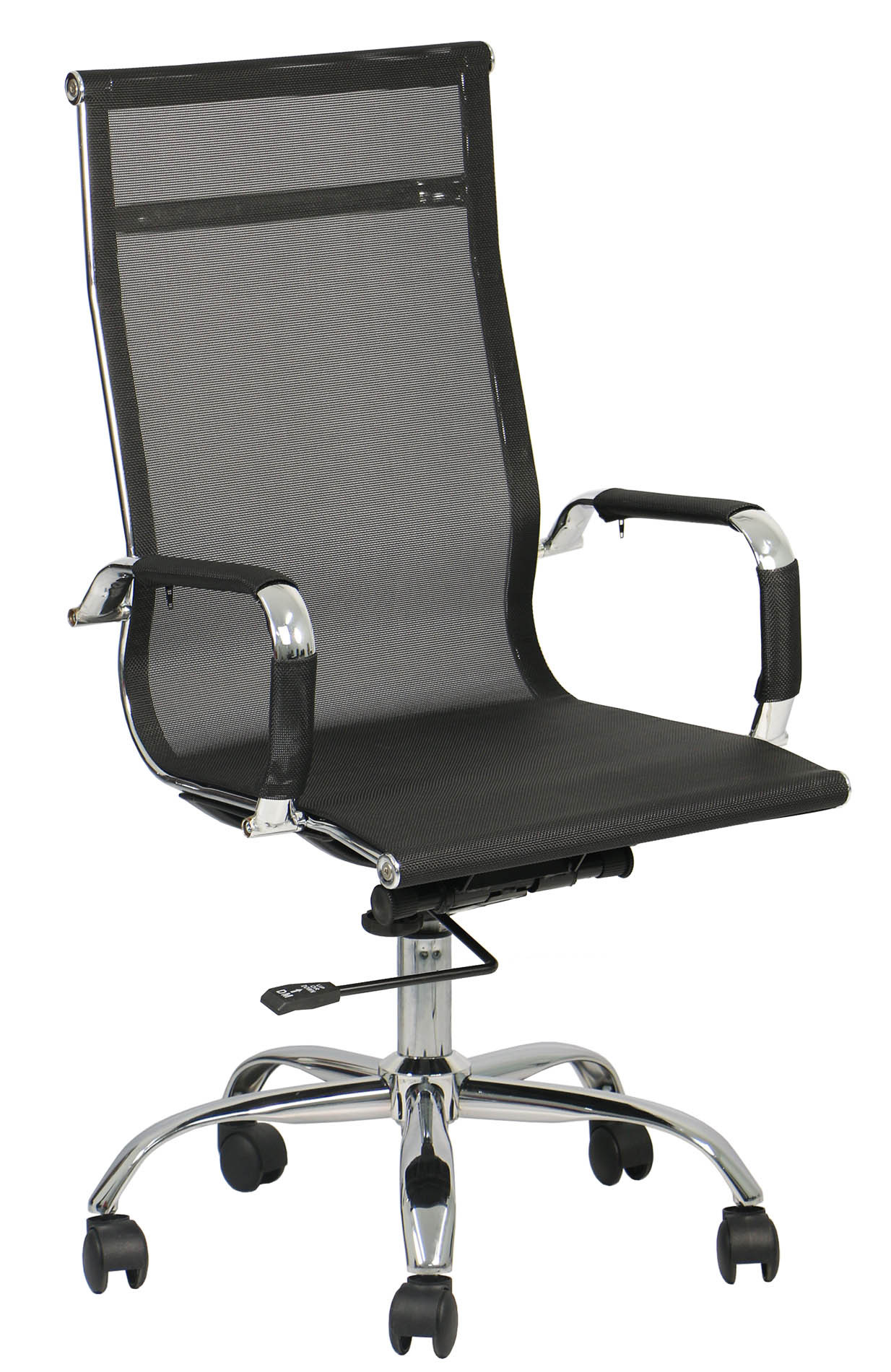 eames office chair mesh highback replica furniture home d cor fortytwo. Black Bedroom Furniture Sets. Home Design Ideas