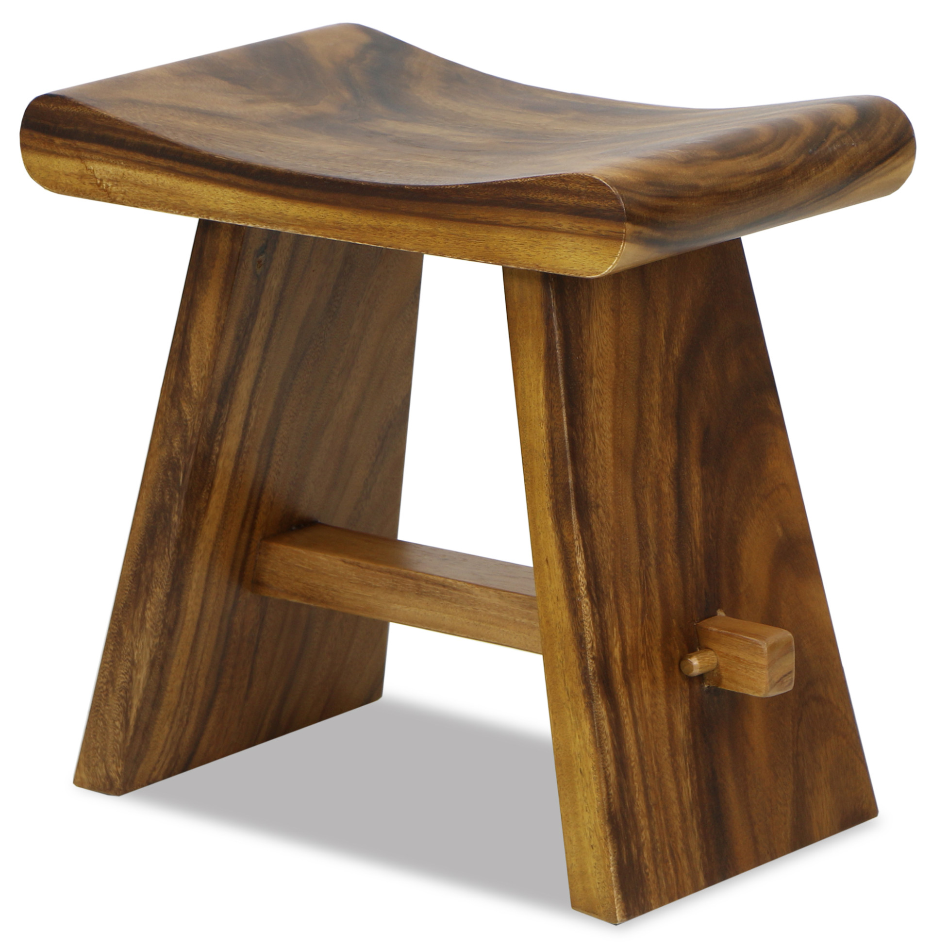 best website 5c7c1 d1dd7 Pretoria Wooden Stool