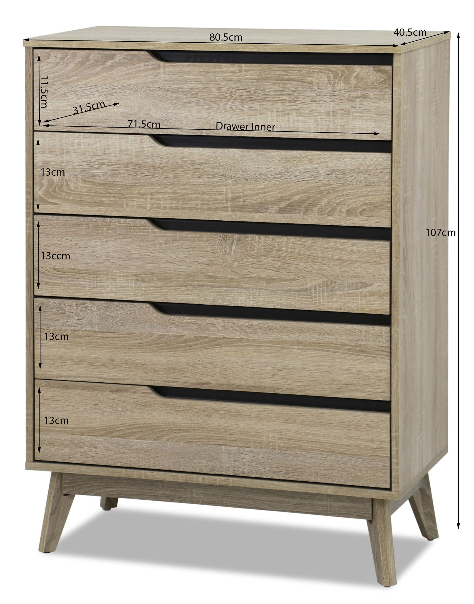 Mikala Chest Of Drawers Furniture