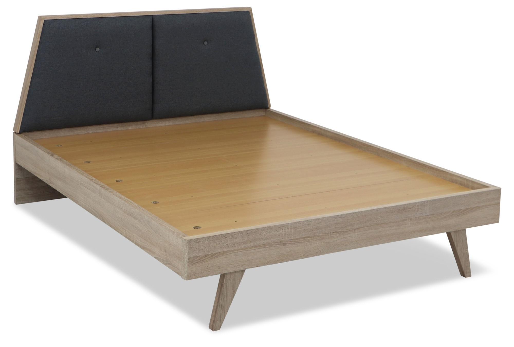 Mikala Queen Size Bed | Furniture & Home Décor | FortyTwo