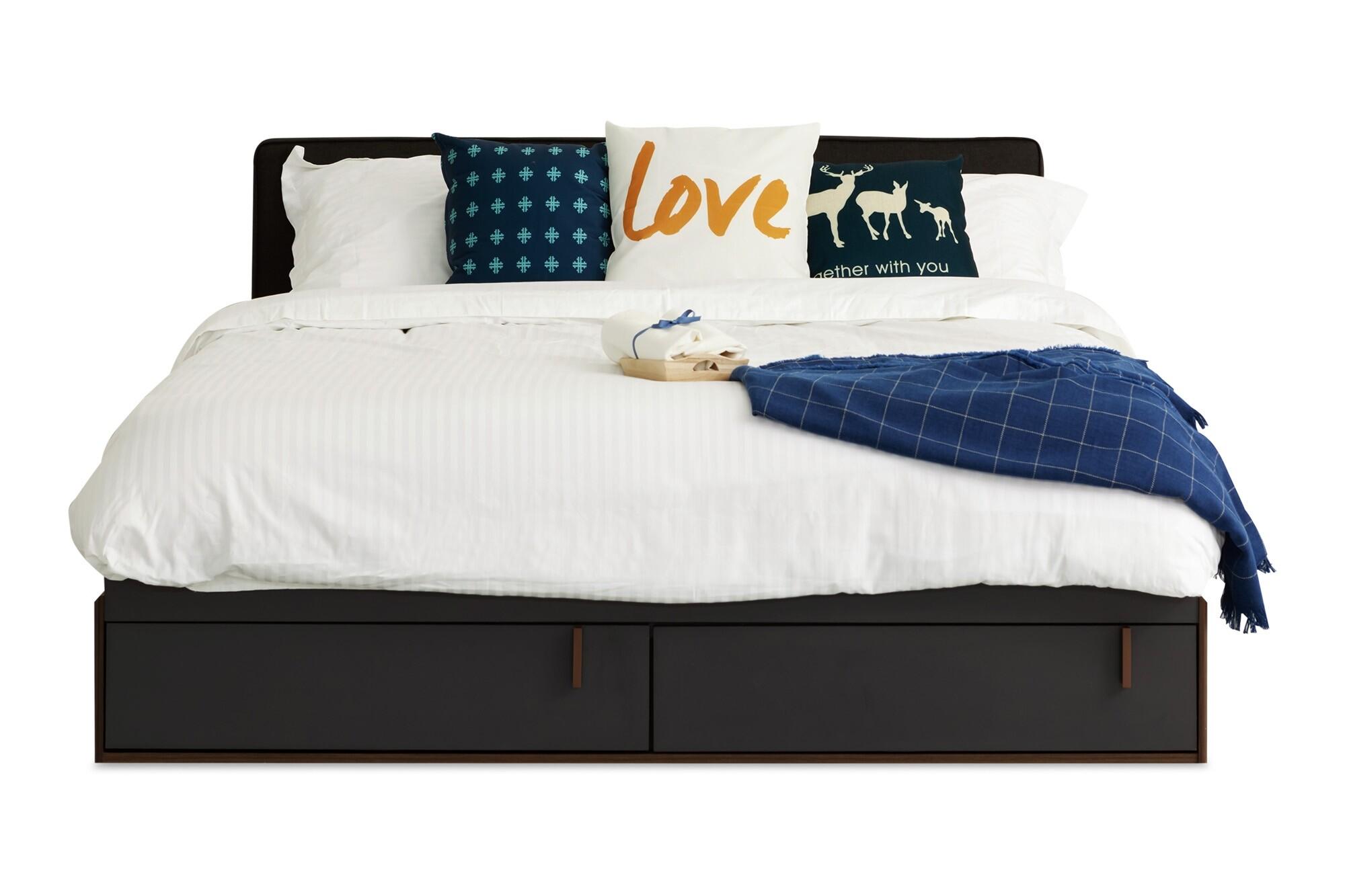 Ashry king size bed beds bedroom furniture sets - King size bedroom sets with mattress ...