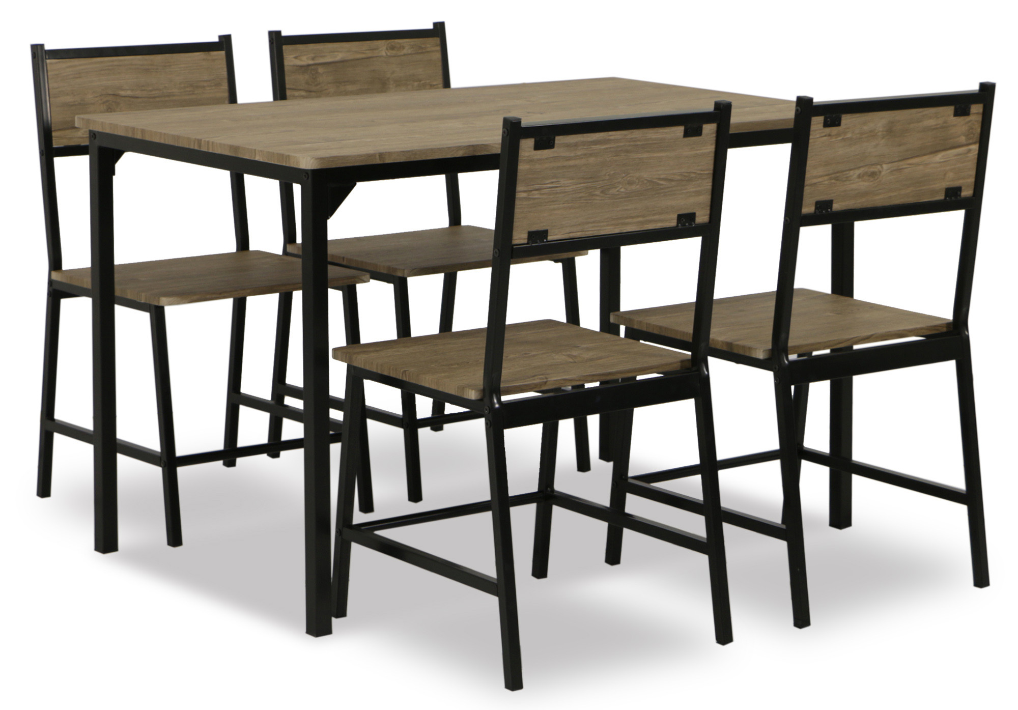 37ce9286da Madison Dining Set (1+4)
