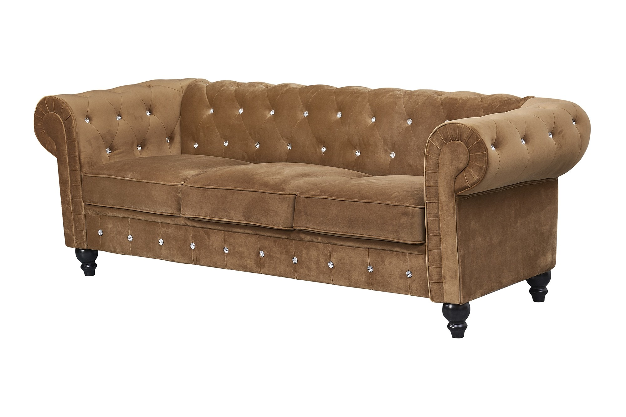 Allegra 3 Seater Chesterfield Sofa