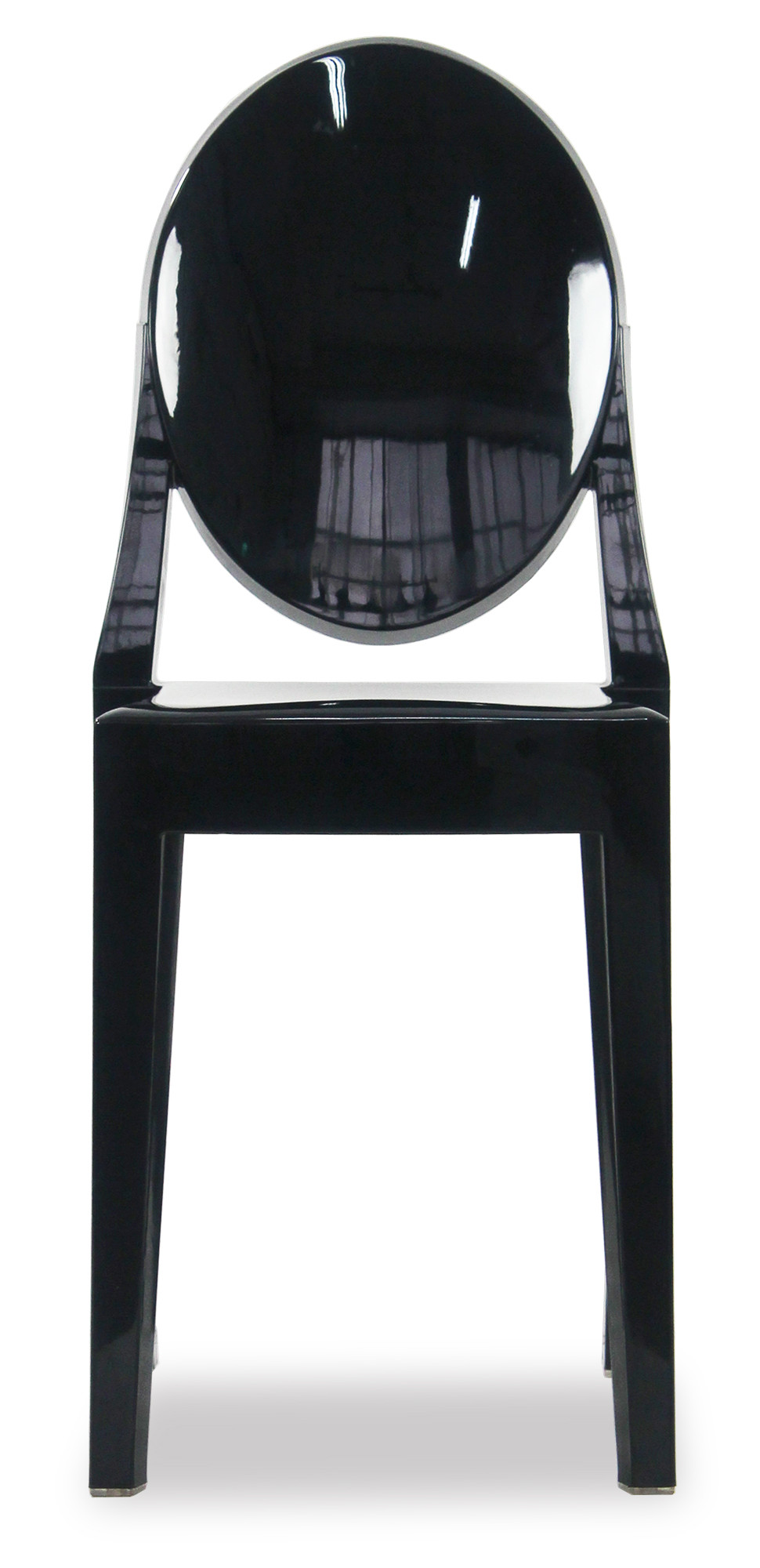Designer replica louis ghost chair black furniture for Bonvivo designer couchtisch louis