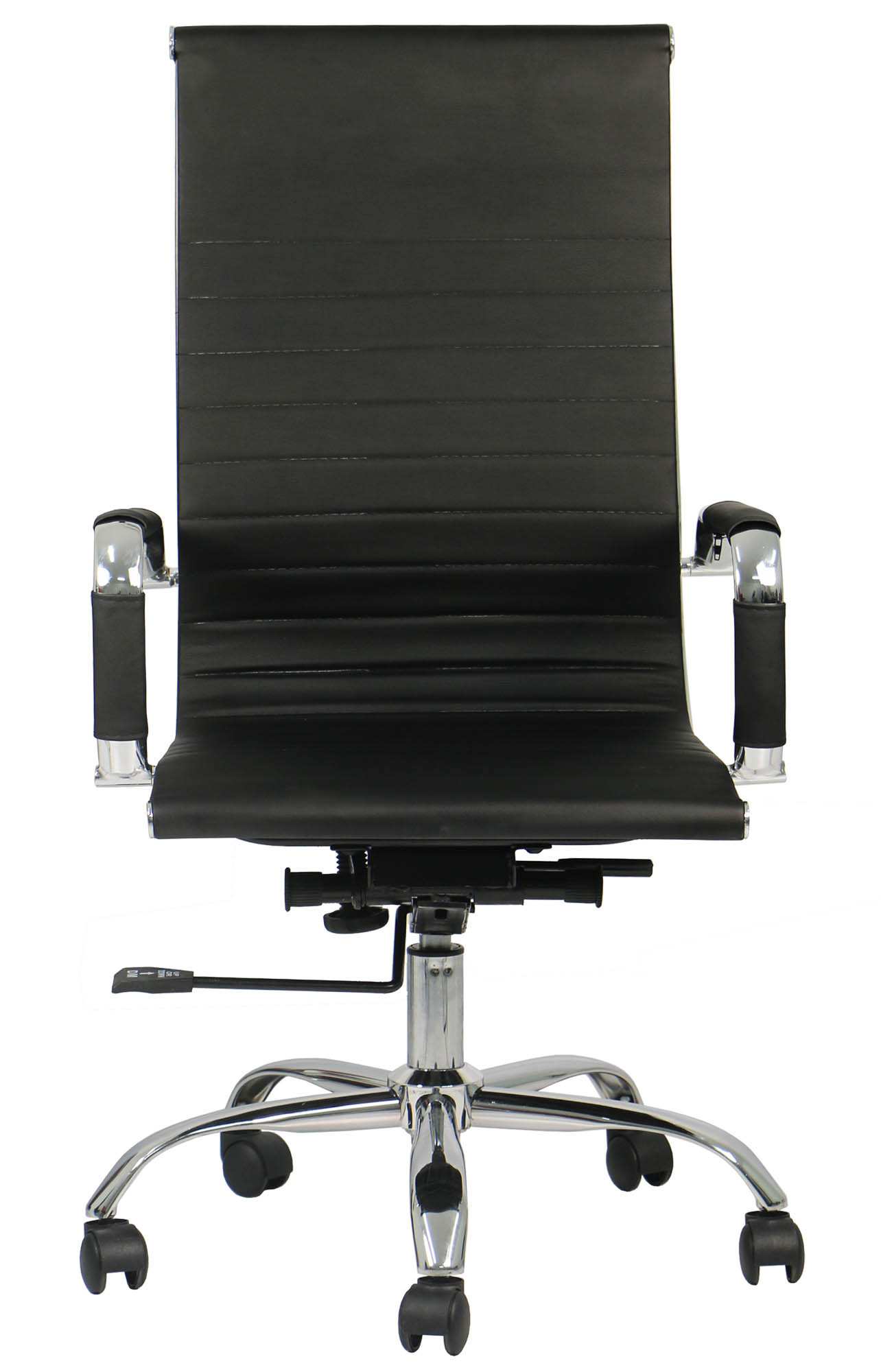 replica office chairs. eames office chair highback replica (black) chairs