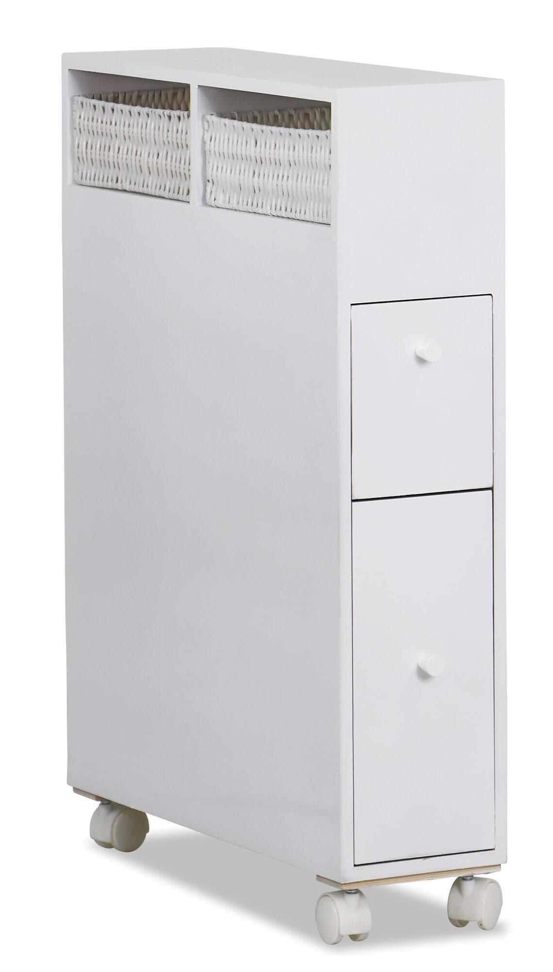 Slim bathroom storage cabinet display storage cabinets for Slim bath cabinet