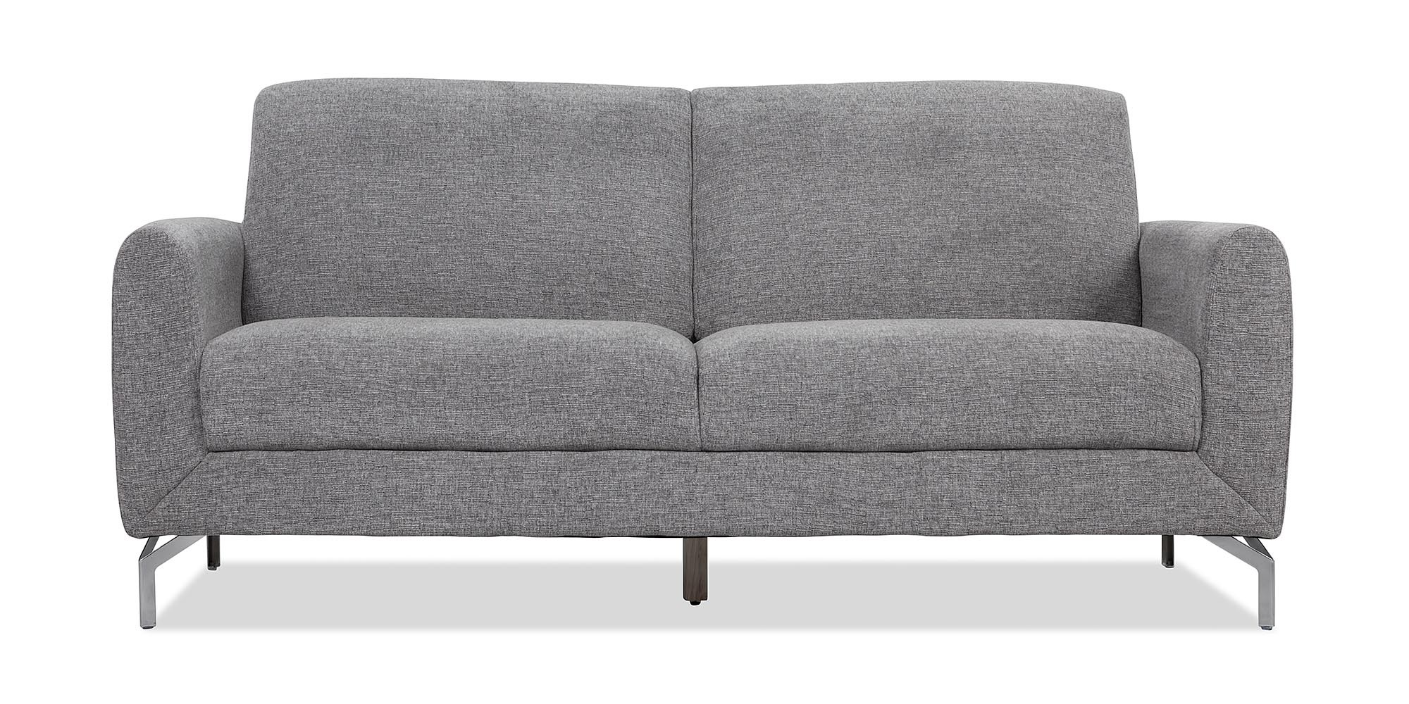 As Is Clearance Lauinus 3 Seater Sofa Grey Rr35777