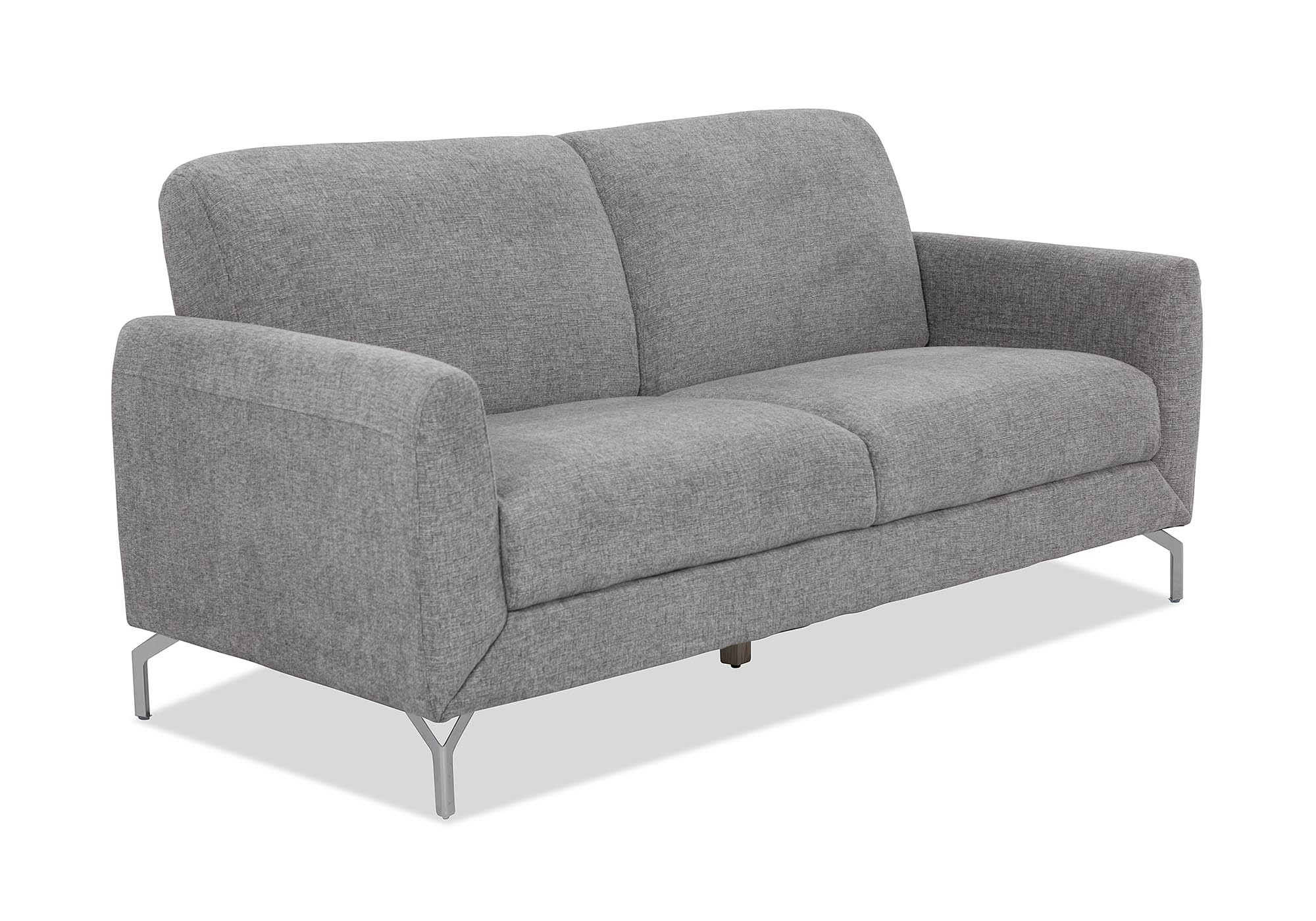 As Is Clearance Lauinus 3 Seater Sofa Grey Rr37992