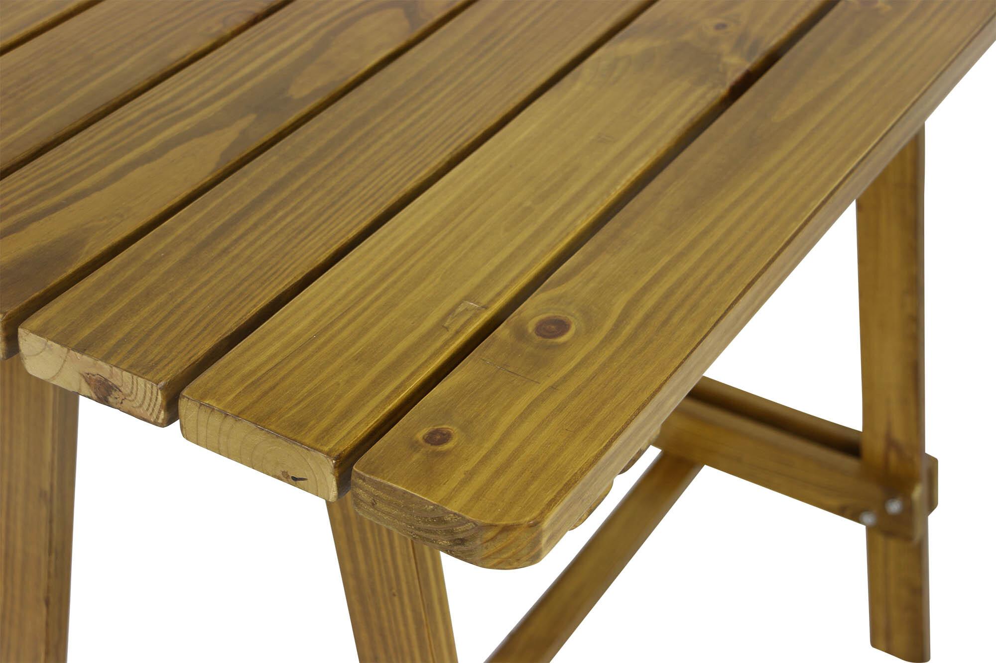 Apache Wooden Bar Table. Regular Price: S$368.90