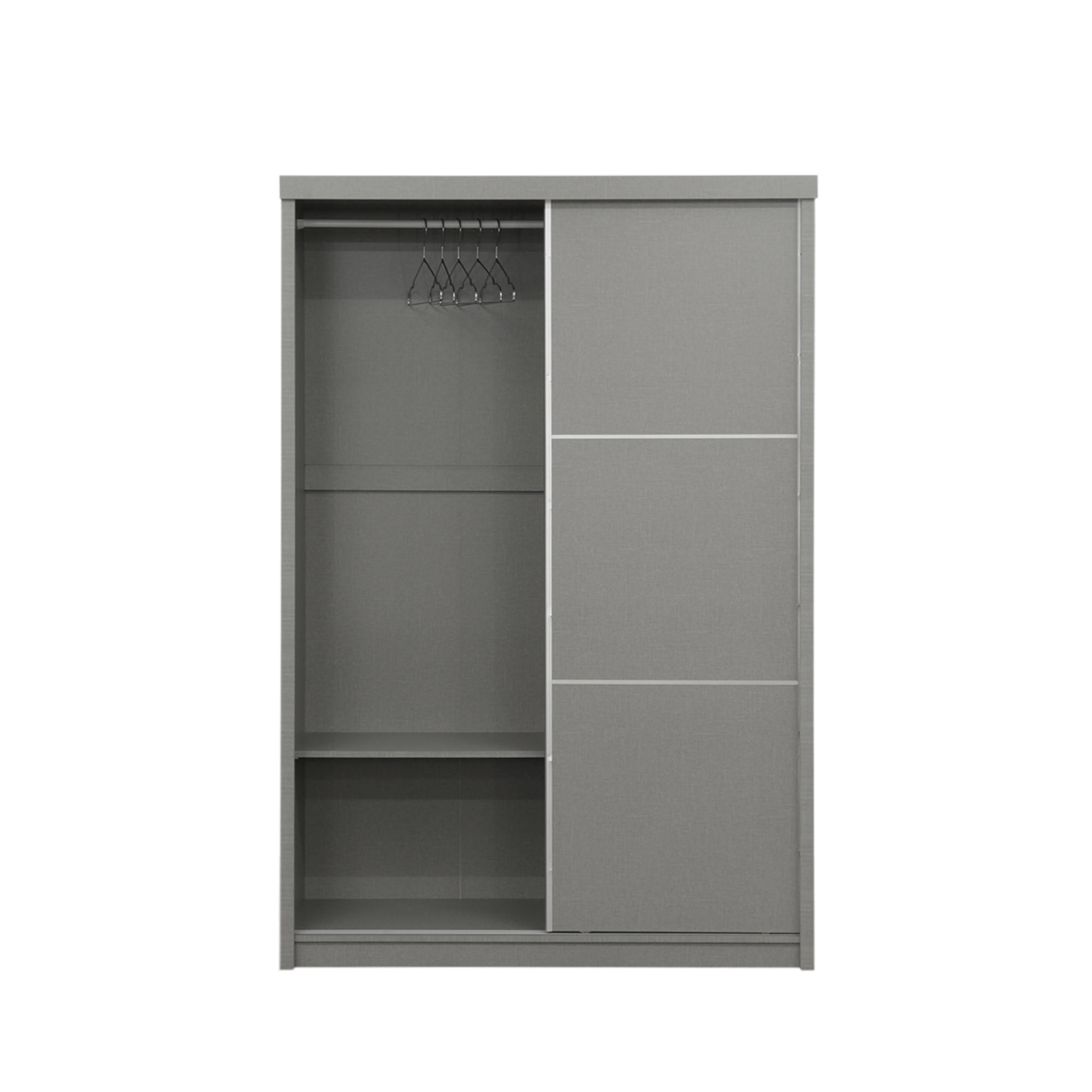 w white pack b mirror of at wardrobe select smoked prd kit door q grey mm h departments sliding premium bq diy