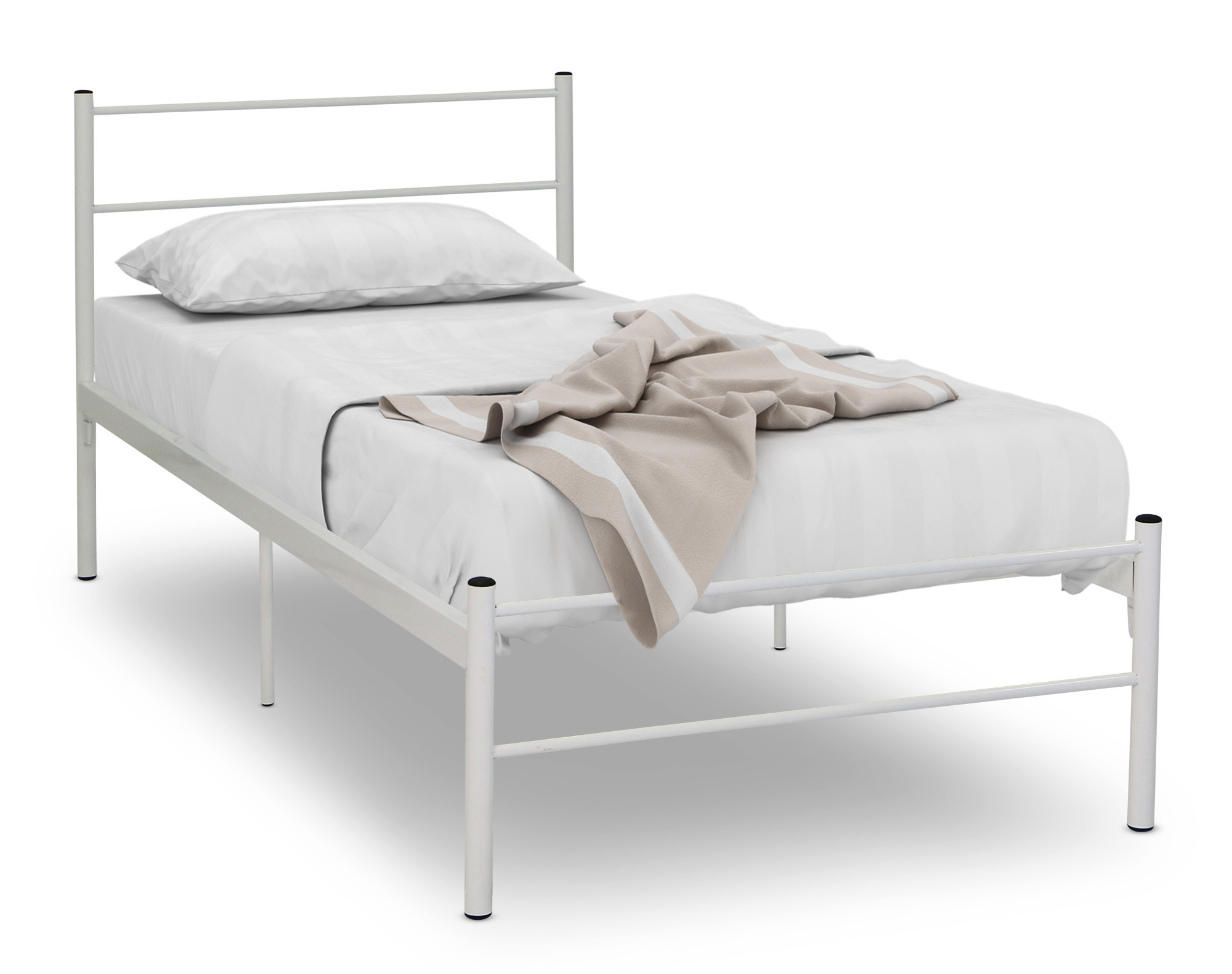 Steel Bed Frames Queen Metal Bed Frames Queen Size Extra: Austin Metal Bed Frame Single Size