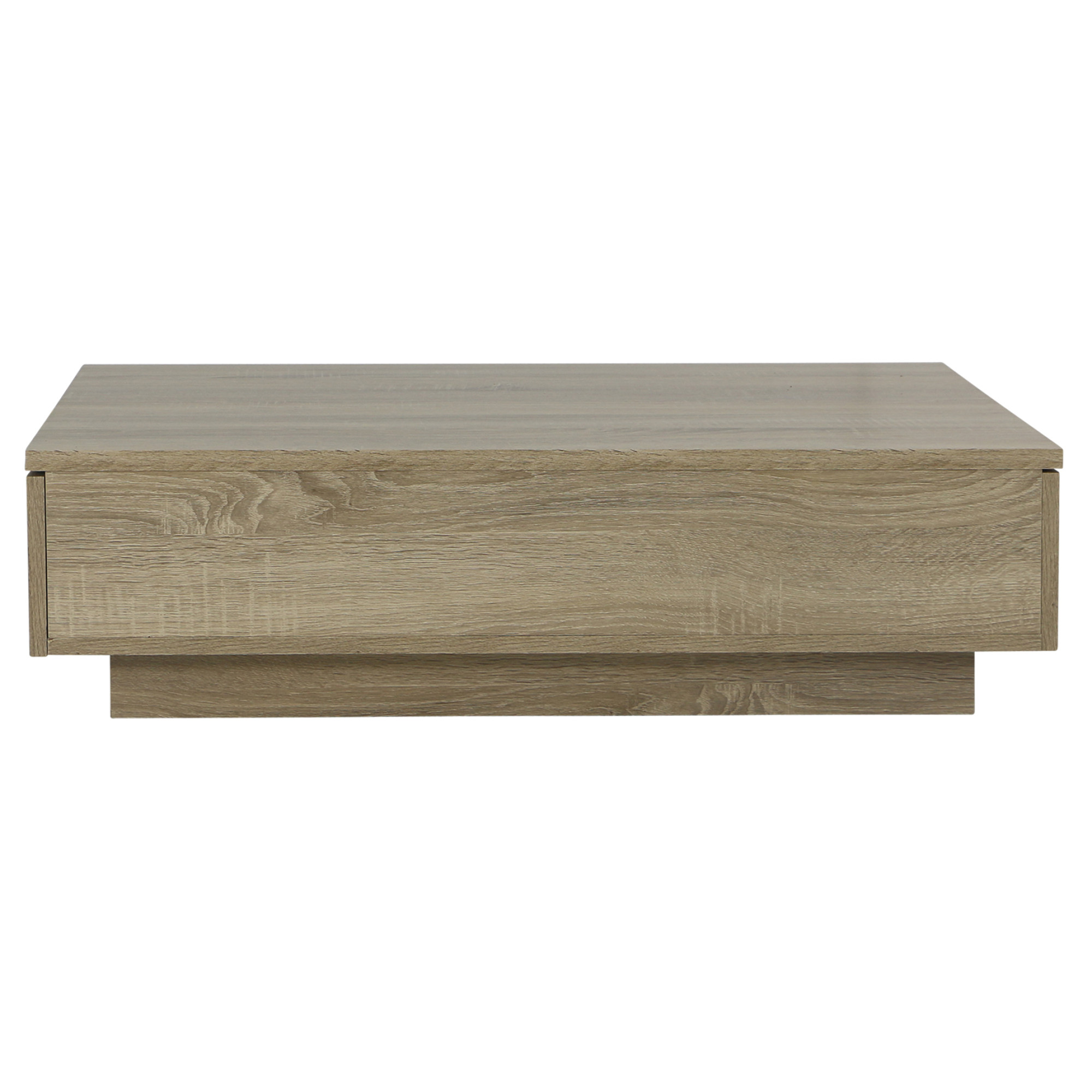 avellino coffee table in sonoma oak furniture u0026 home décor
