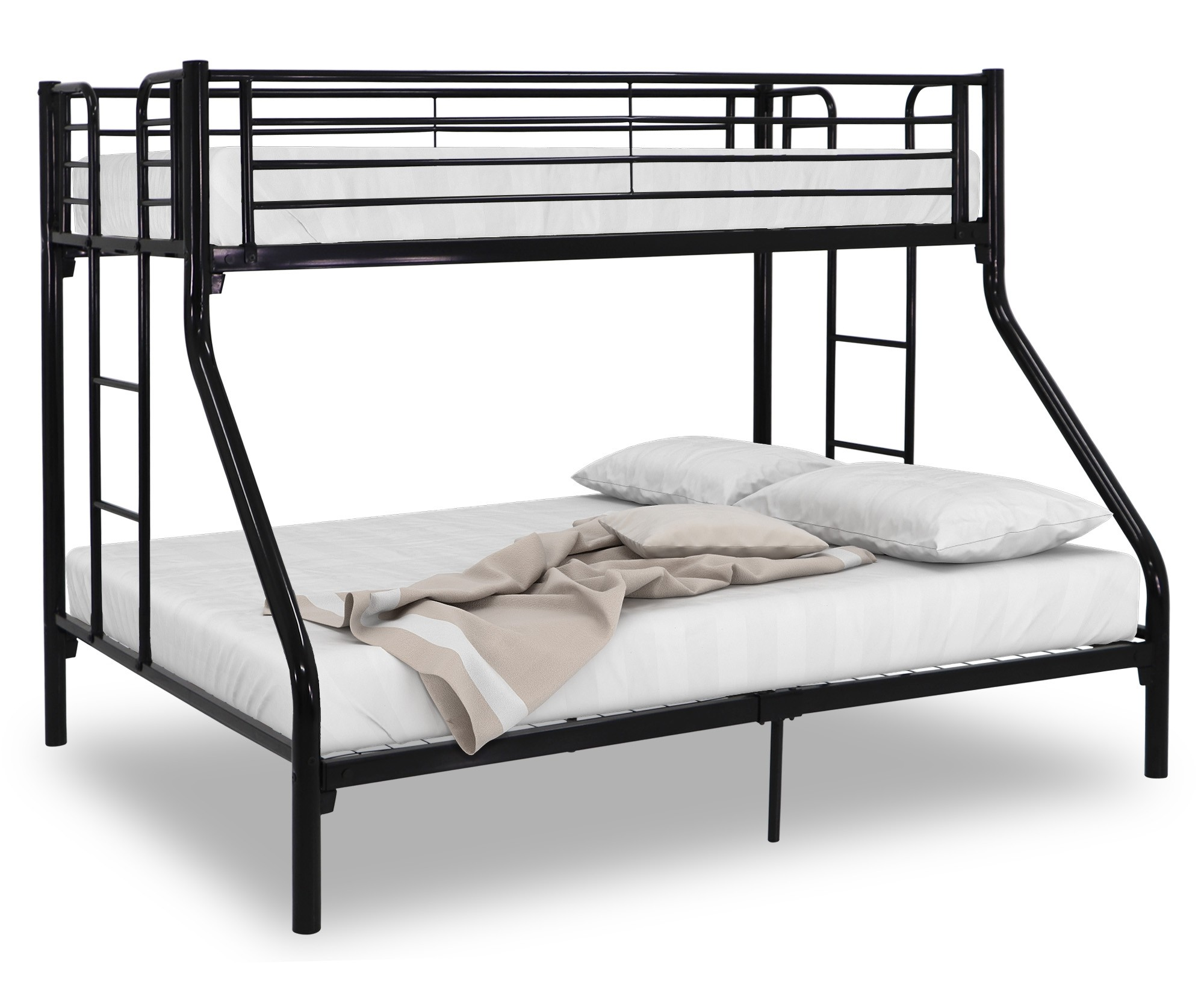 Newity Metal Bunk Bed Furniture Home Decor Fortytwo