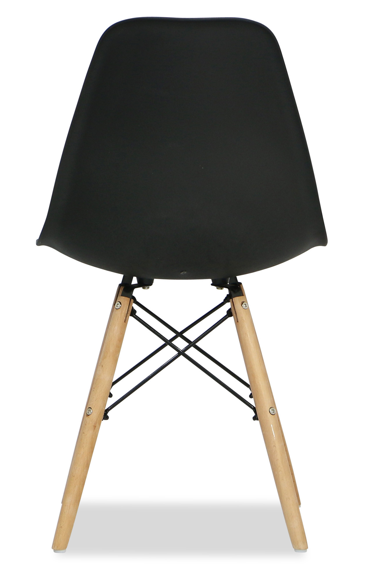 Eames black replica designer chair dining chairs for Imitation designer chairs
