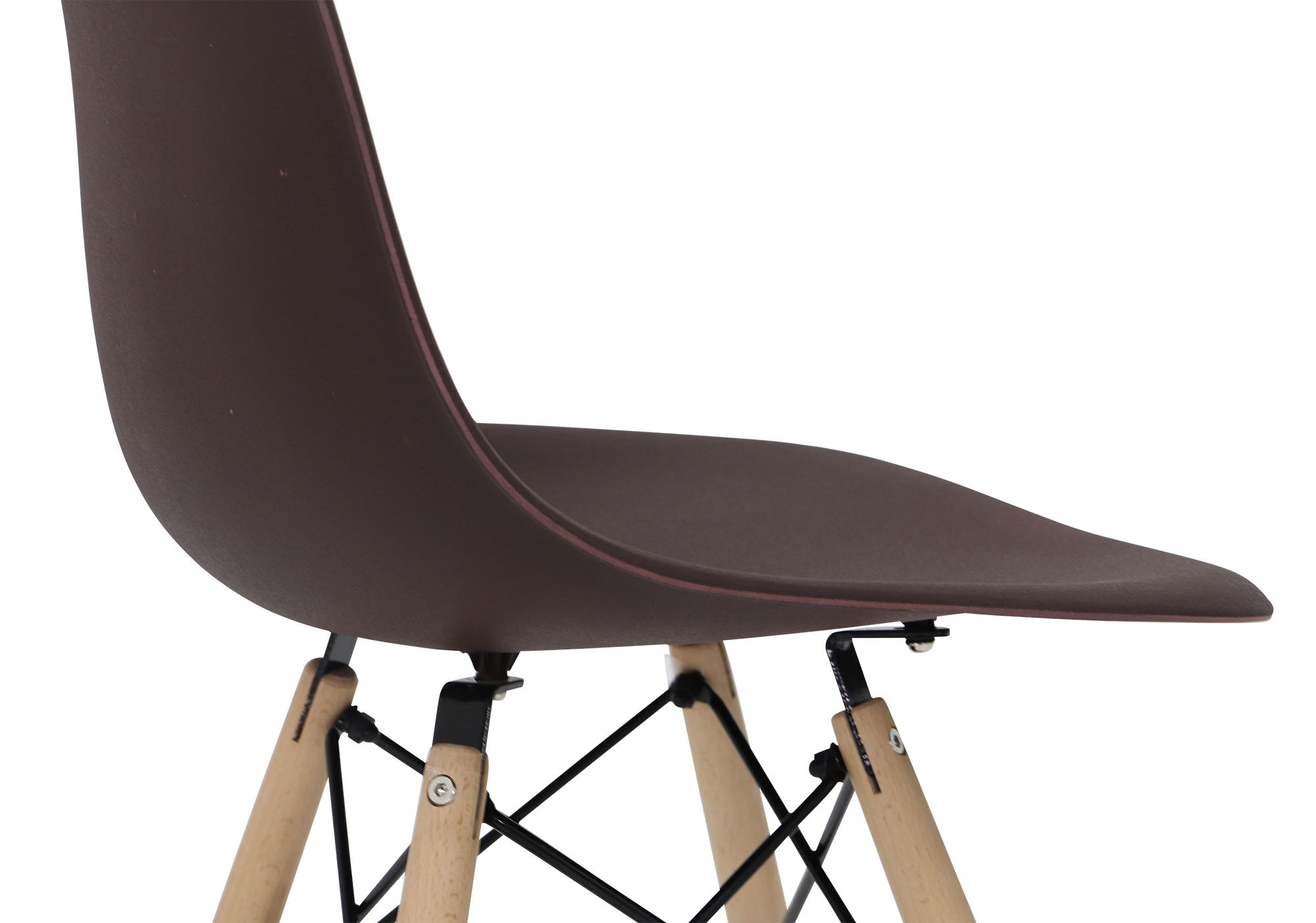 Eames coffee replica designer chair dining room for Imitation designer chairs